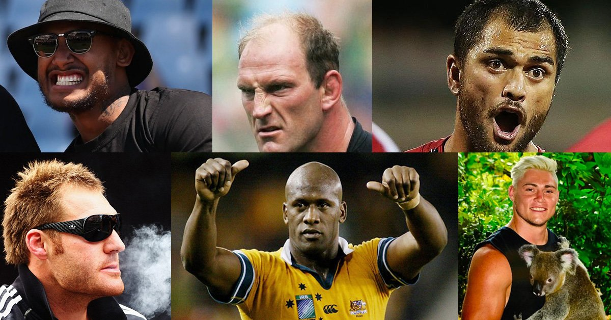 Whose line is it anyway? A brief history of famous rugby cocaine scandals