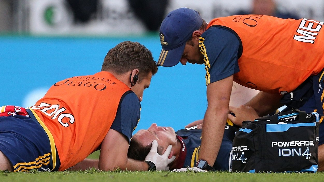 Concussion - 'Something is broken in the game of rugby'