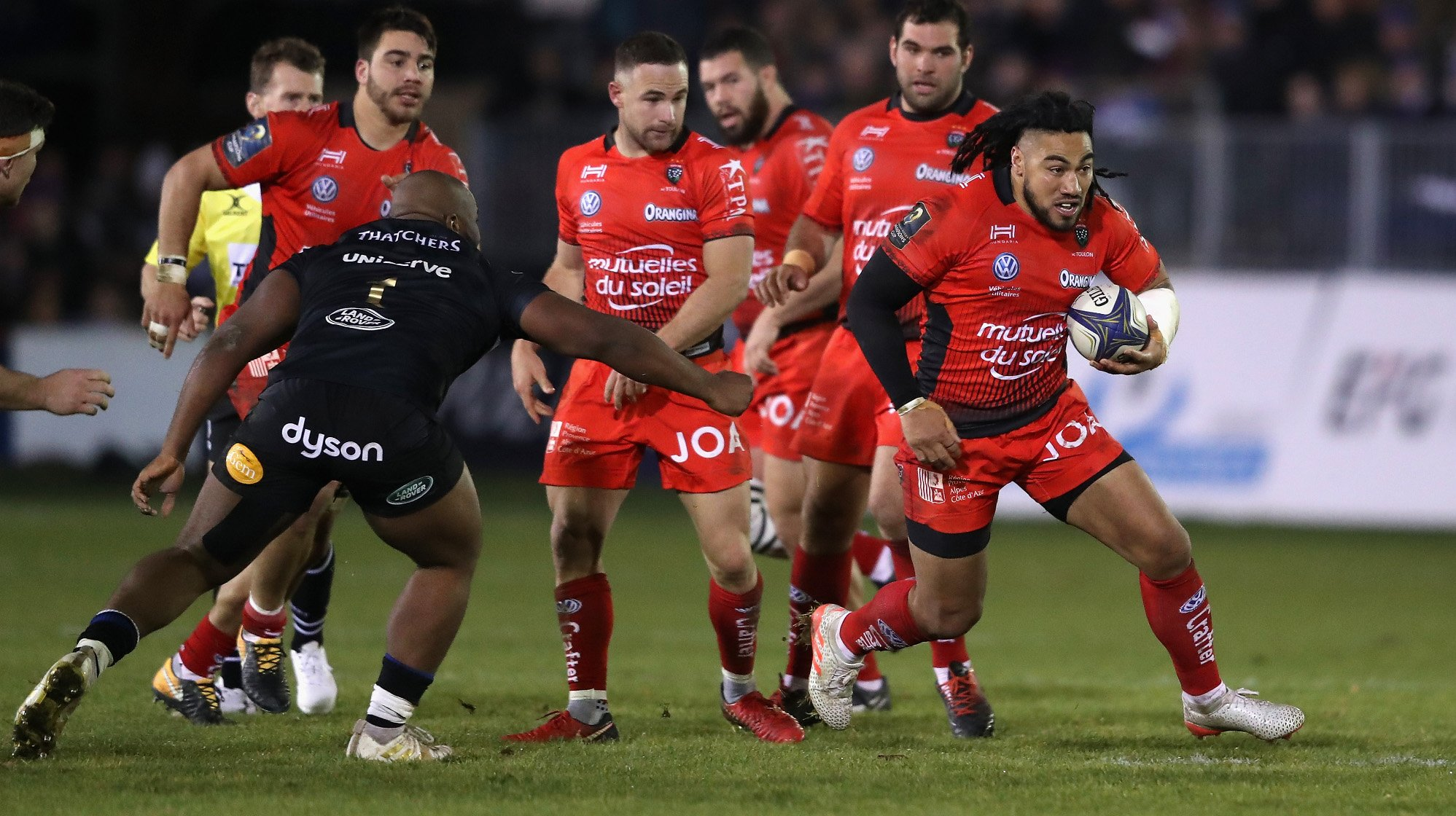 Toulon might have their latest 'Galactico' and he's South African