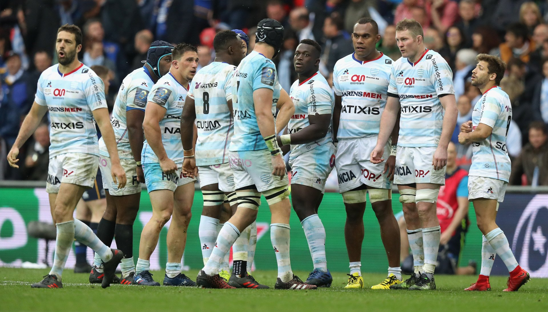 Racing may have Nyanga's replacement in 6'2, 110kg backrow signed from rugby nursery