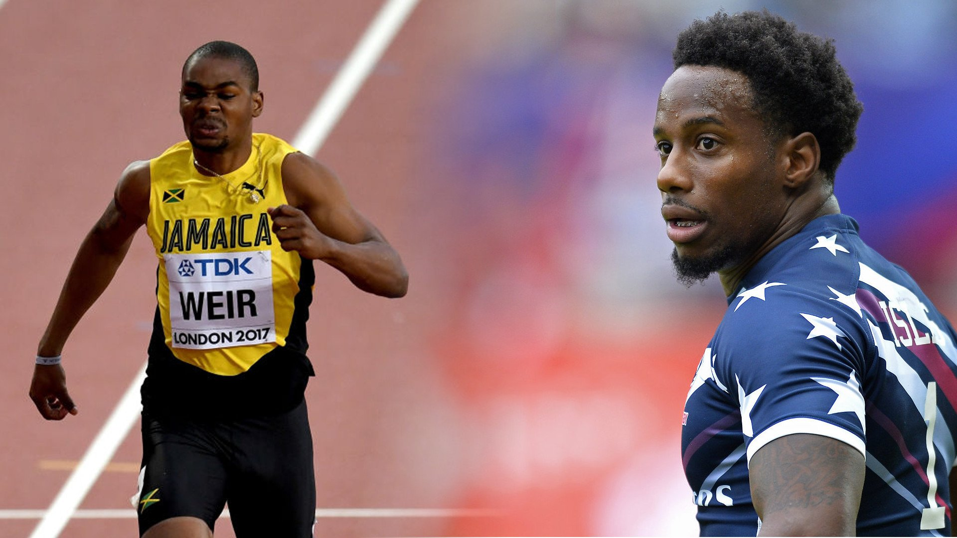 Carlin Isles to lose rugby's fastest title as 10.02 second Olympic sprinter enters sport