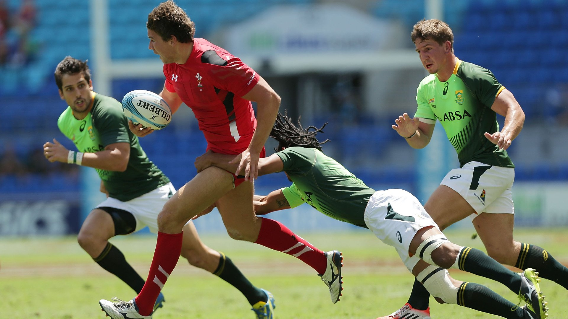 Cardiff Blues may have Alex Cuthbert's replacement in hulking Welsh 7s star Jason Harries