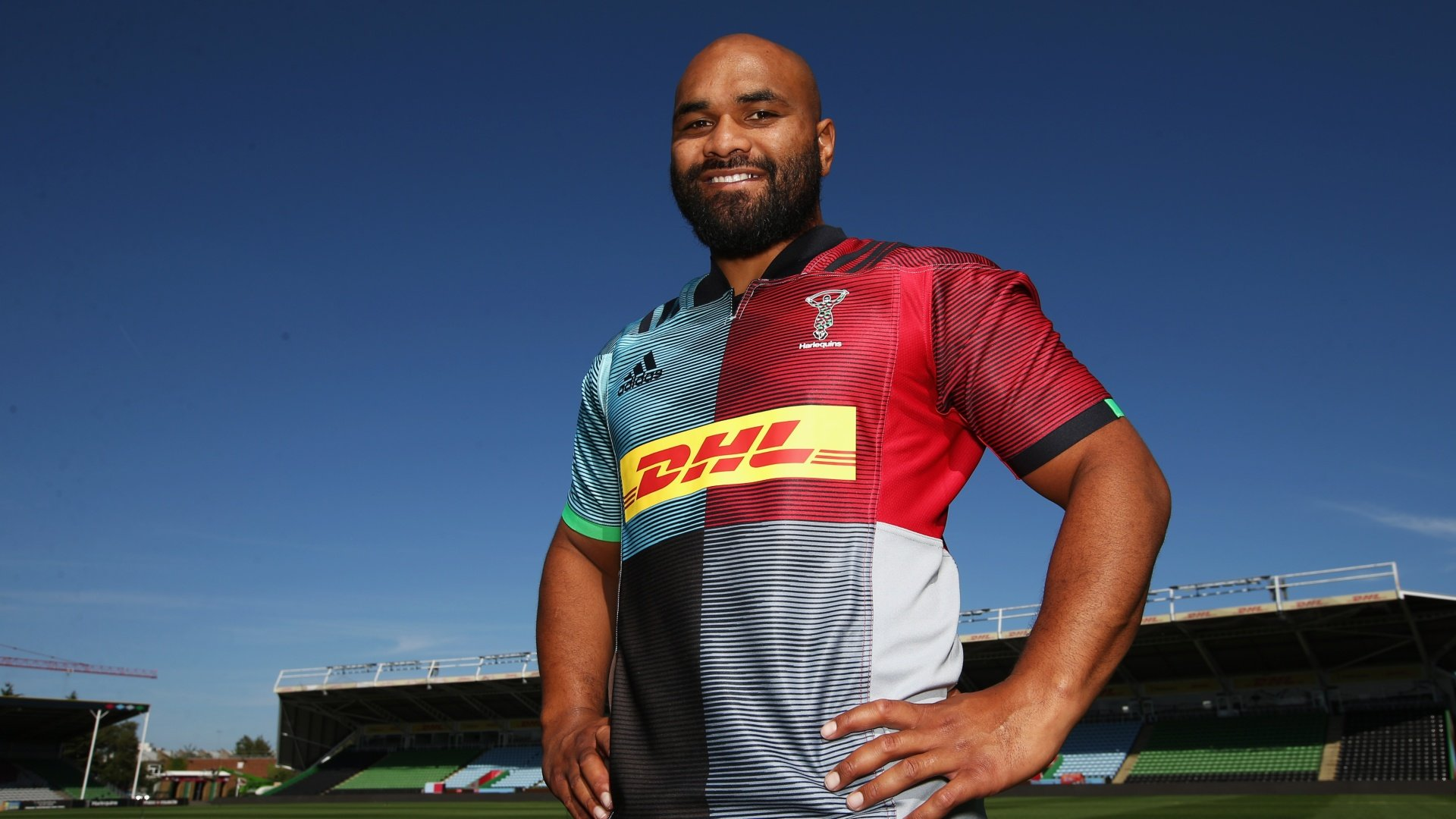 Gustard hails 'game changing' Lasike signing as 113kg former NFL player joins Quins