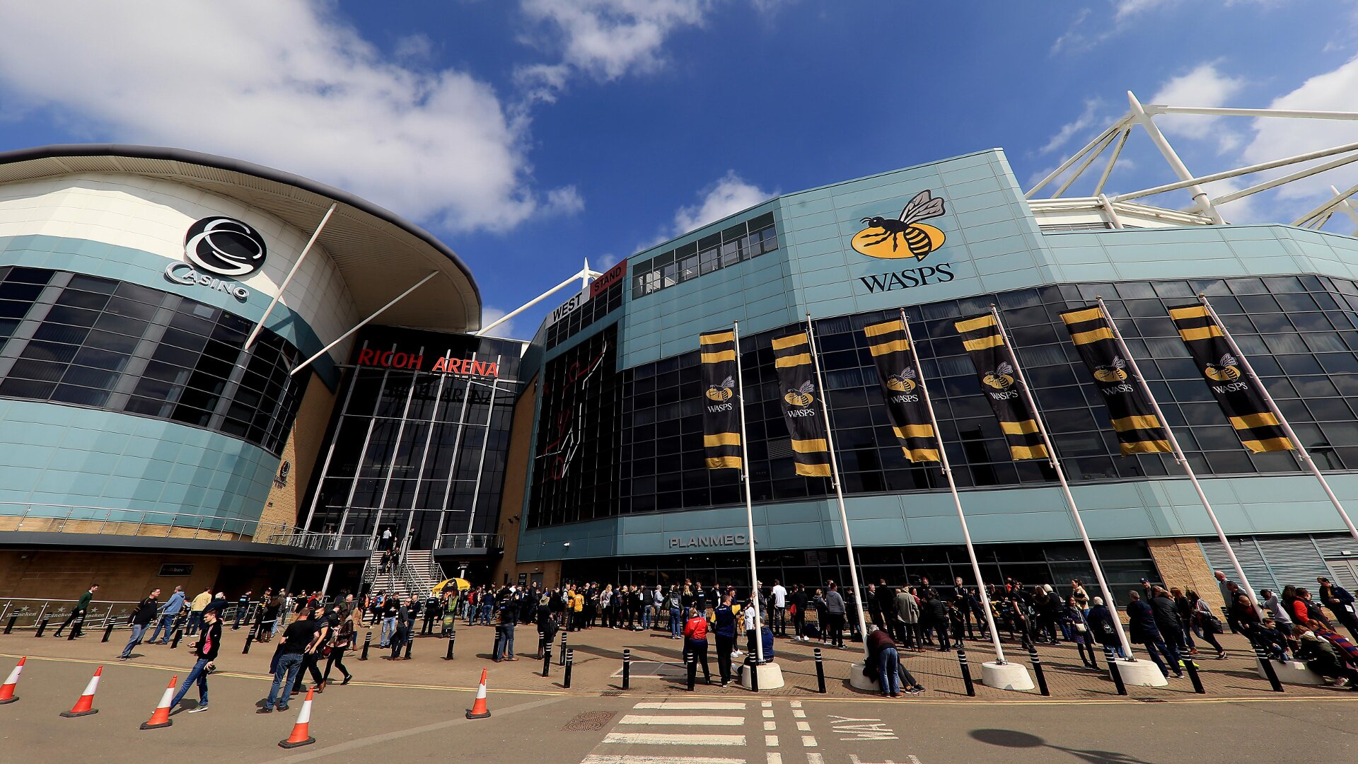 Wasps confirm four more cases of Covid-19 with Premiership final decision to be made on Wednesday
