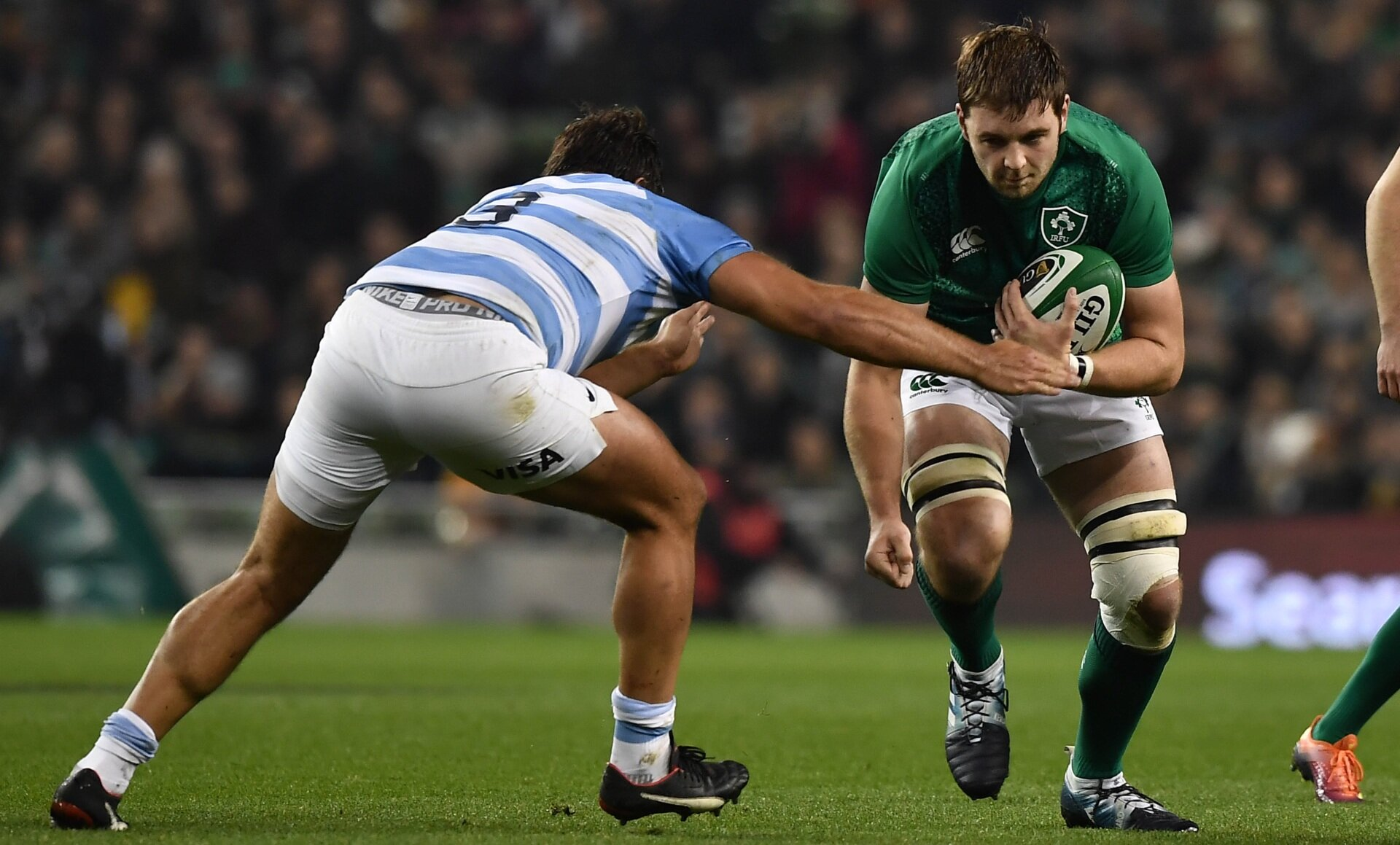 Ireland and Ulster get Henderson boost