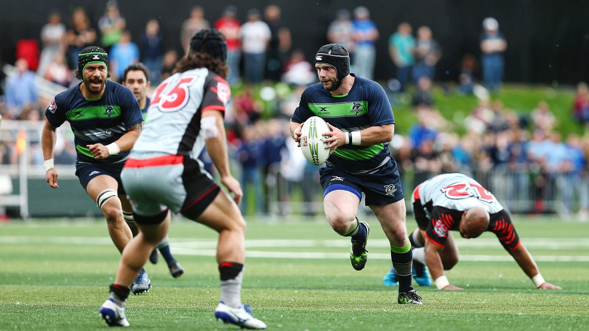 Everything you need to know about Major League Rugby season two