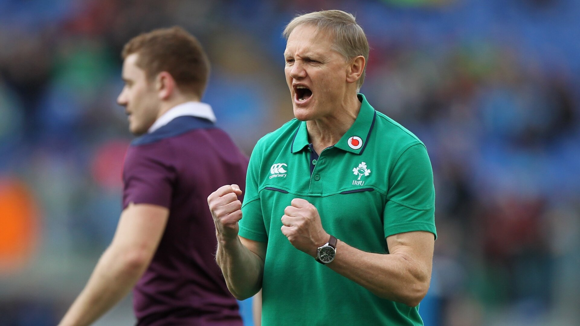 Ex-Ireland boss Joe Schmidt has taken up a full-time position with World Rugby