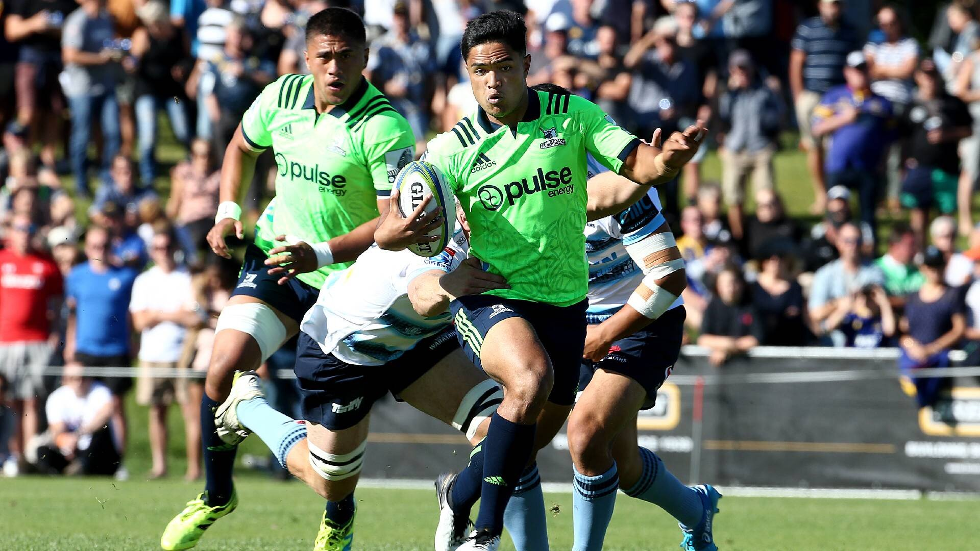 'Exciting team, isn't it?' - Highlanders rely on youth as Rebels boosted by returning Wallabies