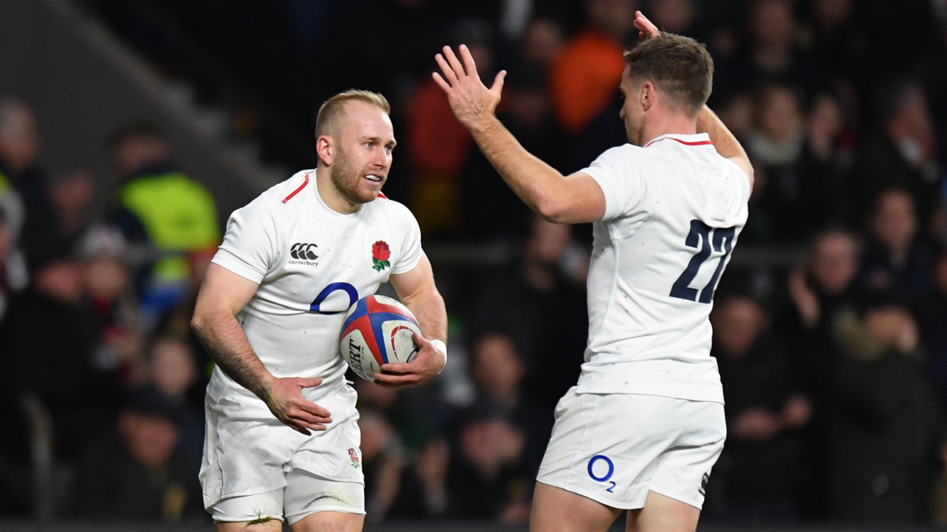 'Is there frustration? Absolutely' - England scrumhalf Robson won fight with DVT, now he must win over Eddie Jones