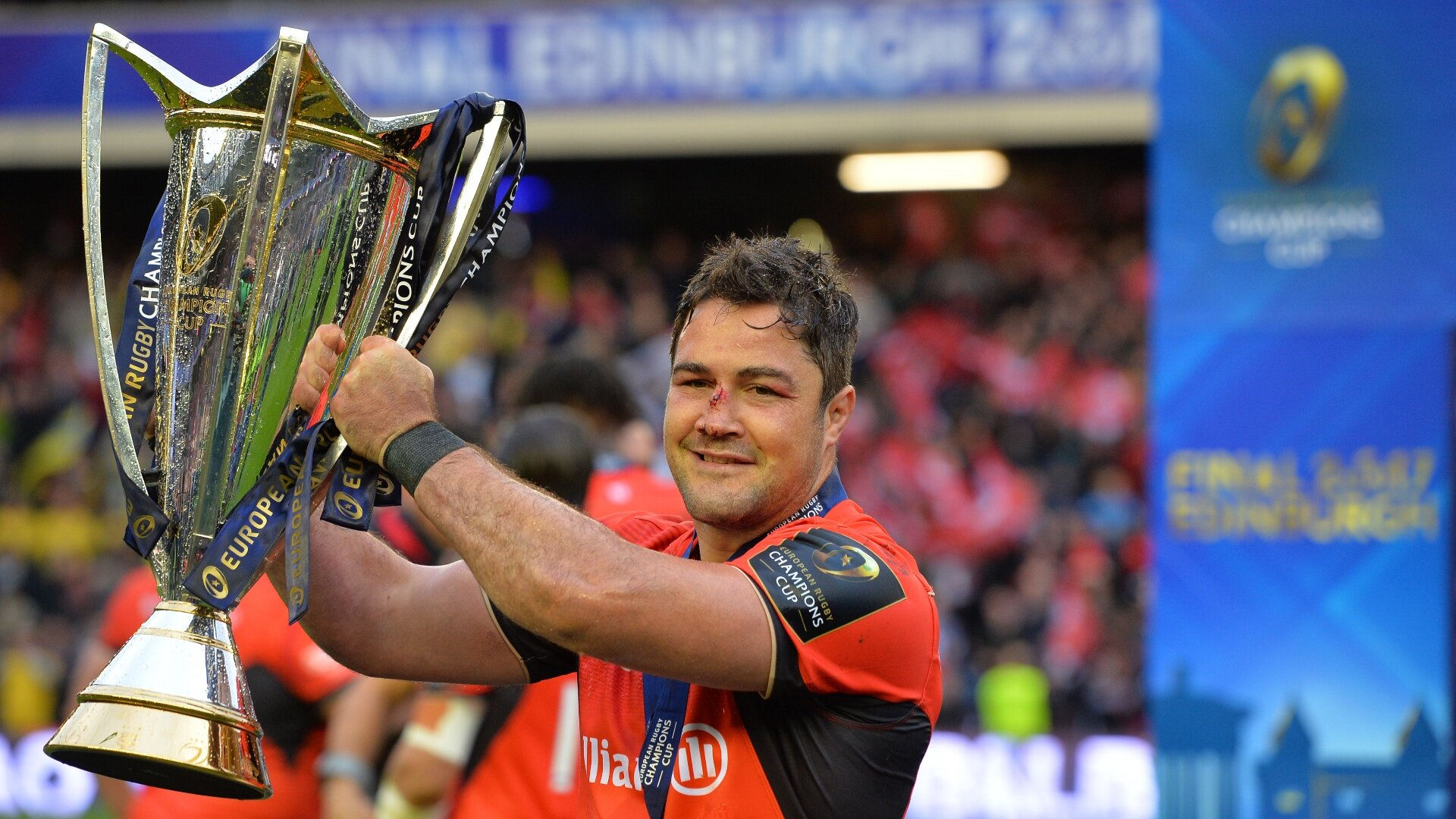 Reaction from the rugby world as Barritt confirms Saracens exit