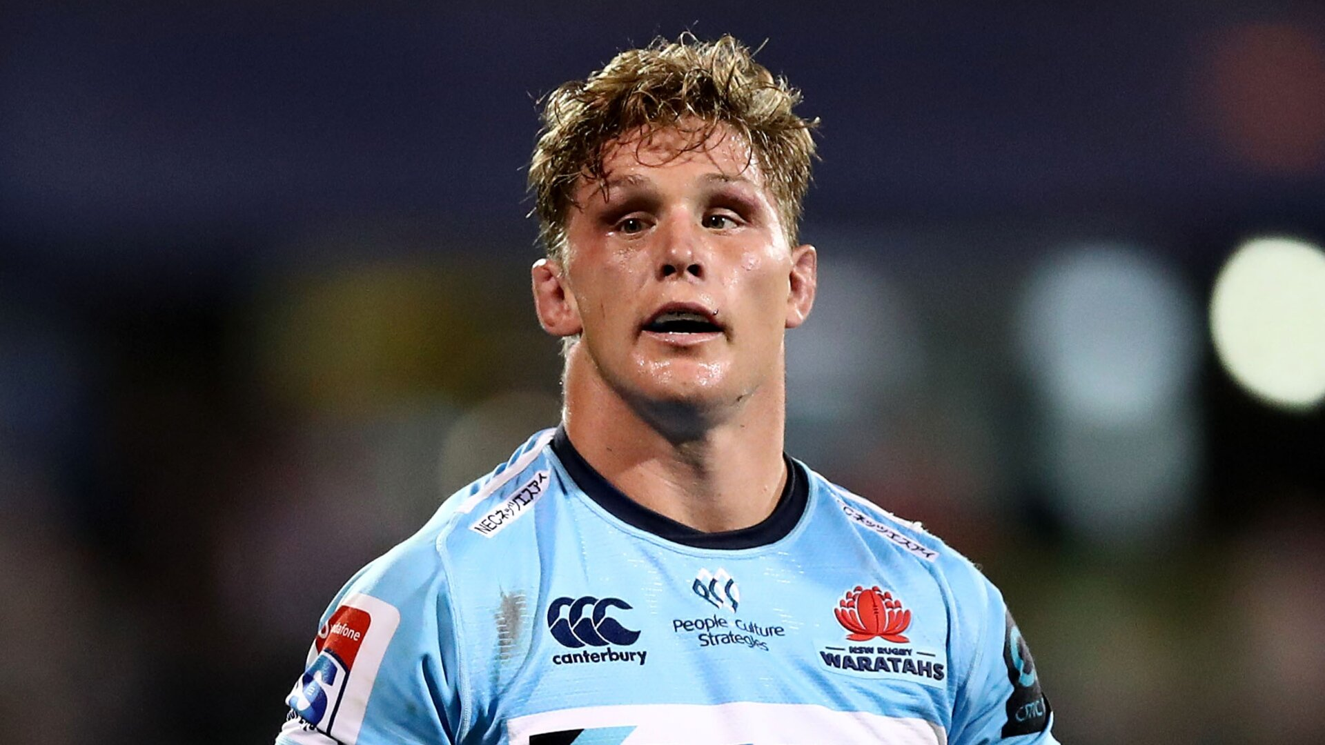 Rugby league convert poised for Waratahs debut while Rob Penney isn't ruling out Michael Hooper as captain