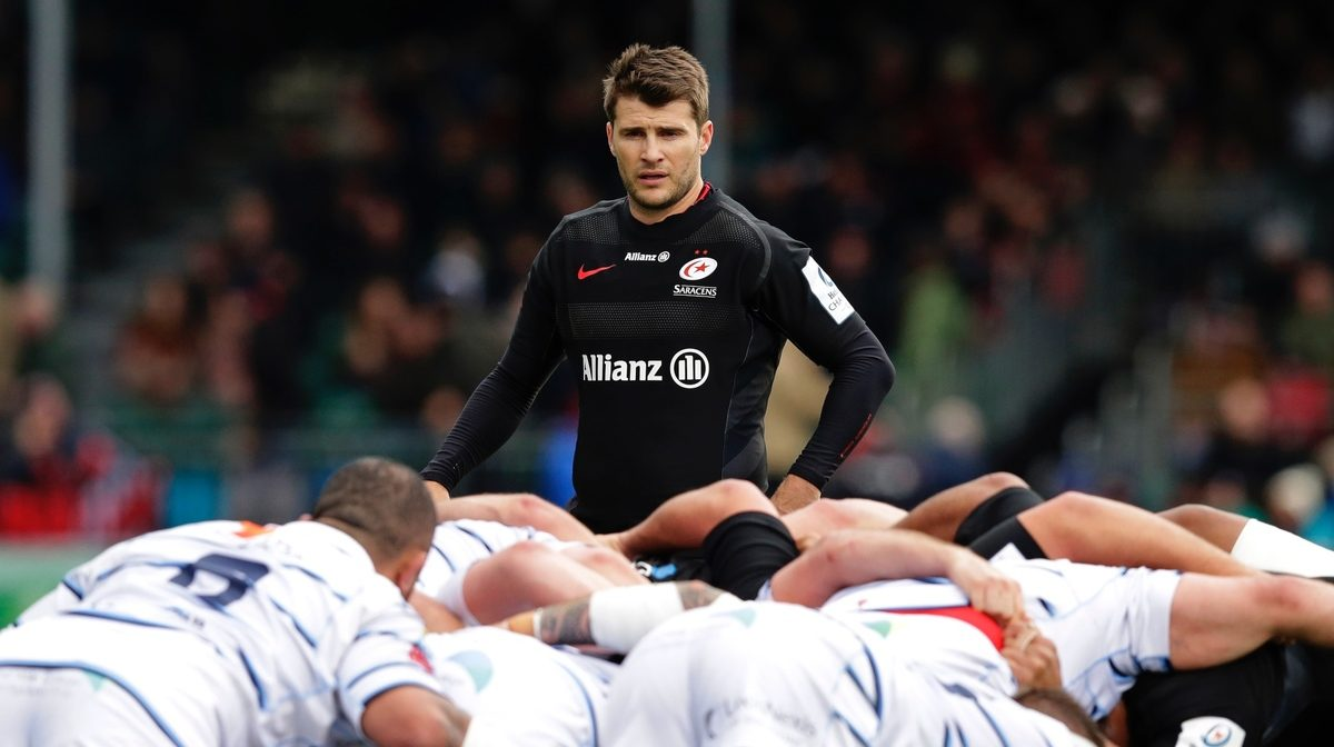 Leicester Tigers sign Saracens veteran Wigglesworth
