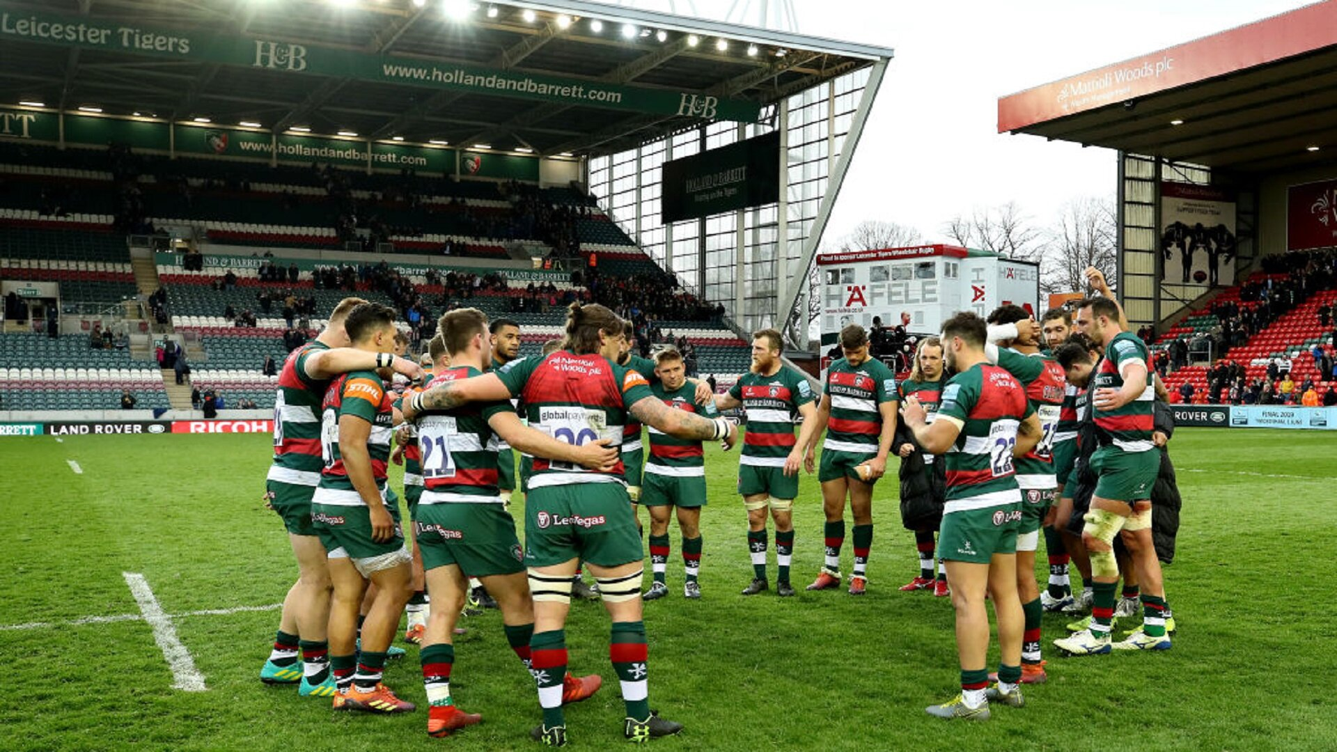 Is Leicester Tigers supremo still the best gig in English rugby? You bet it is
