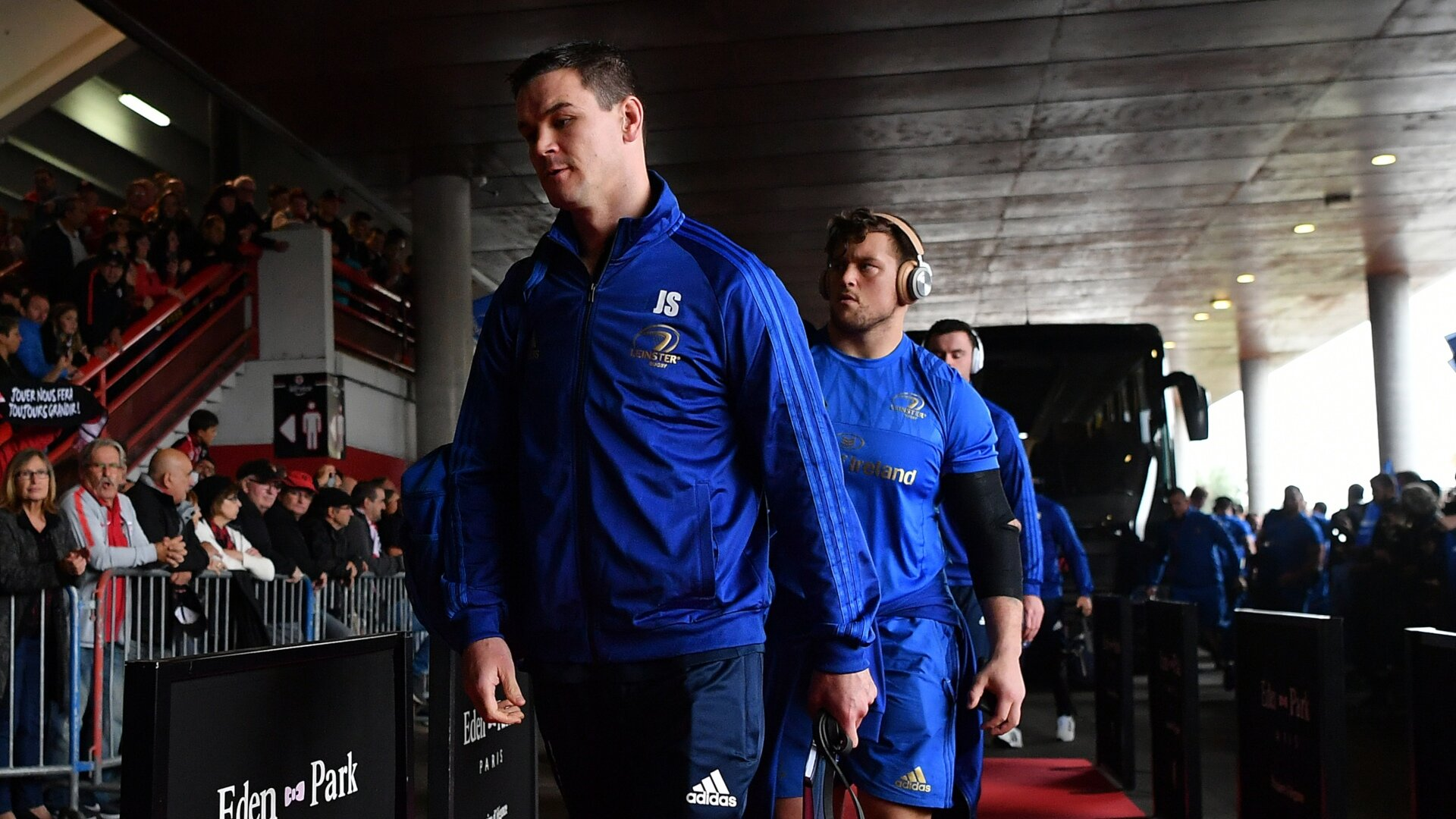 Leinster name team for Toulouse Champions Cup clash