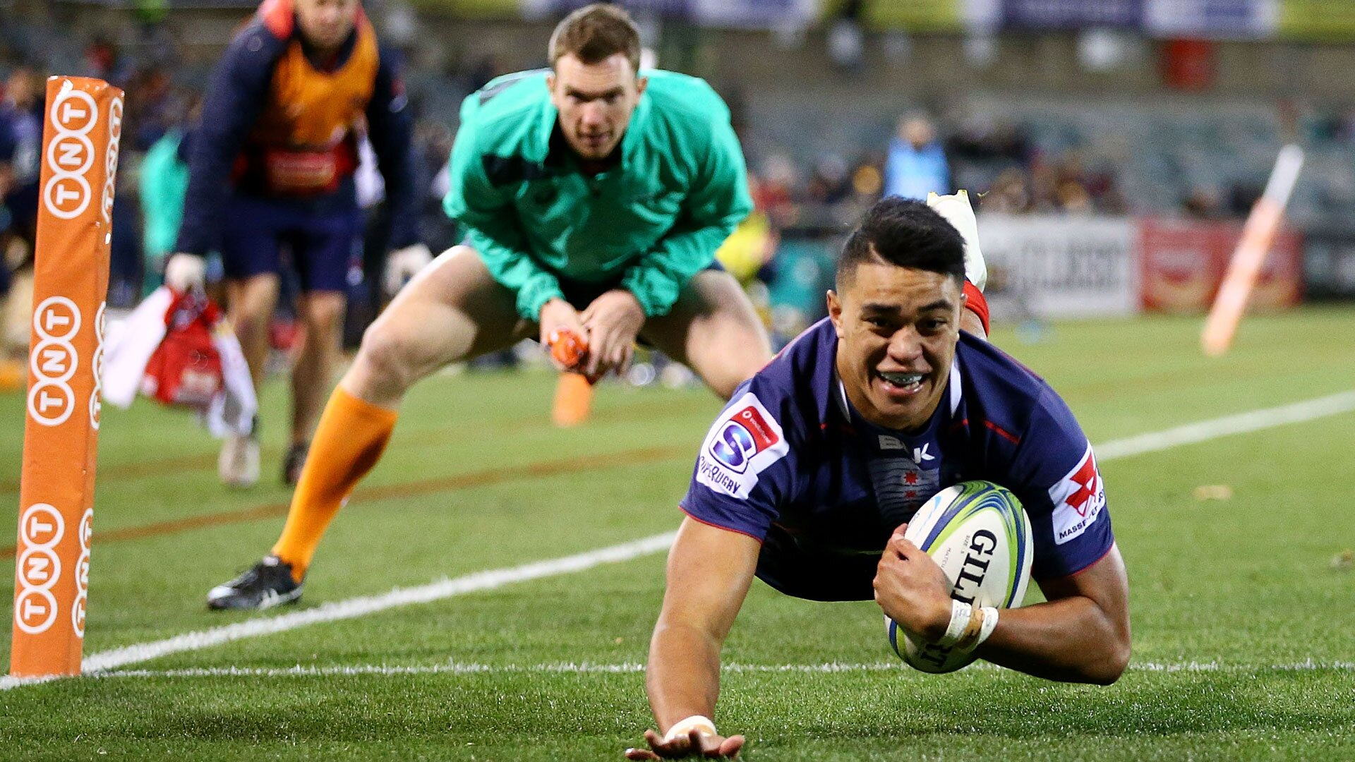 Form Rebels winger to sit out match with Stormers