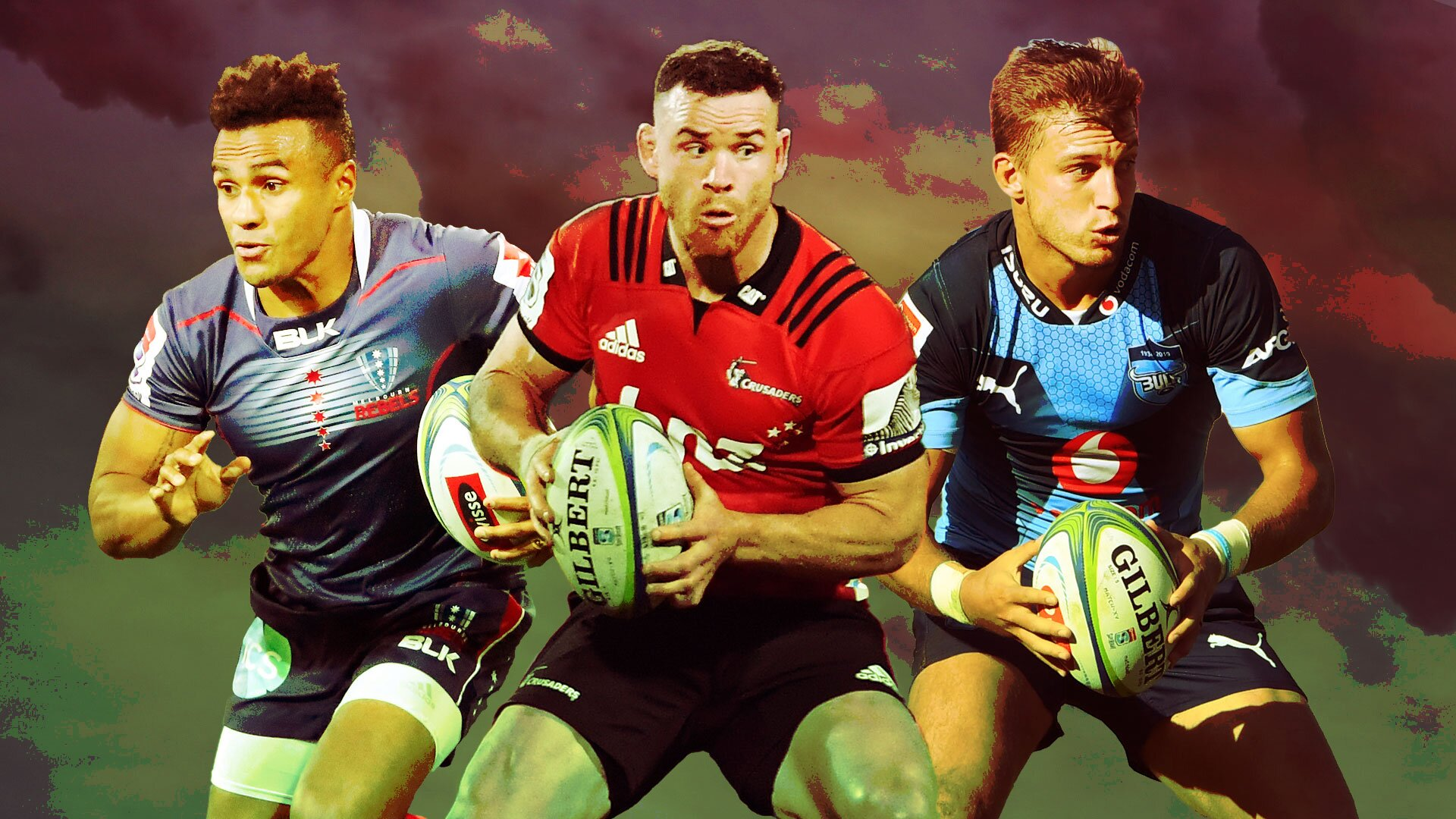 Is this the most competitive season of Super Rugby we've ever had?