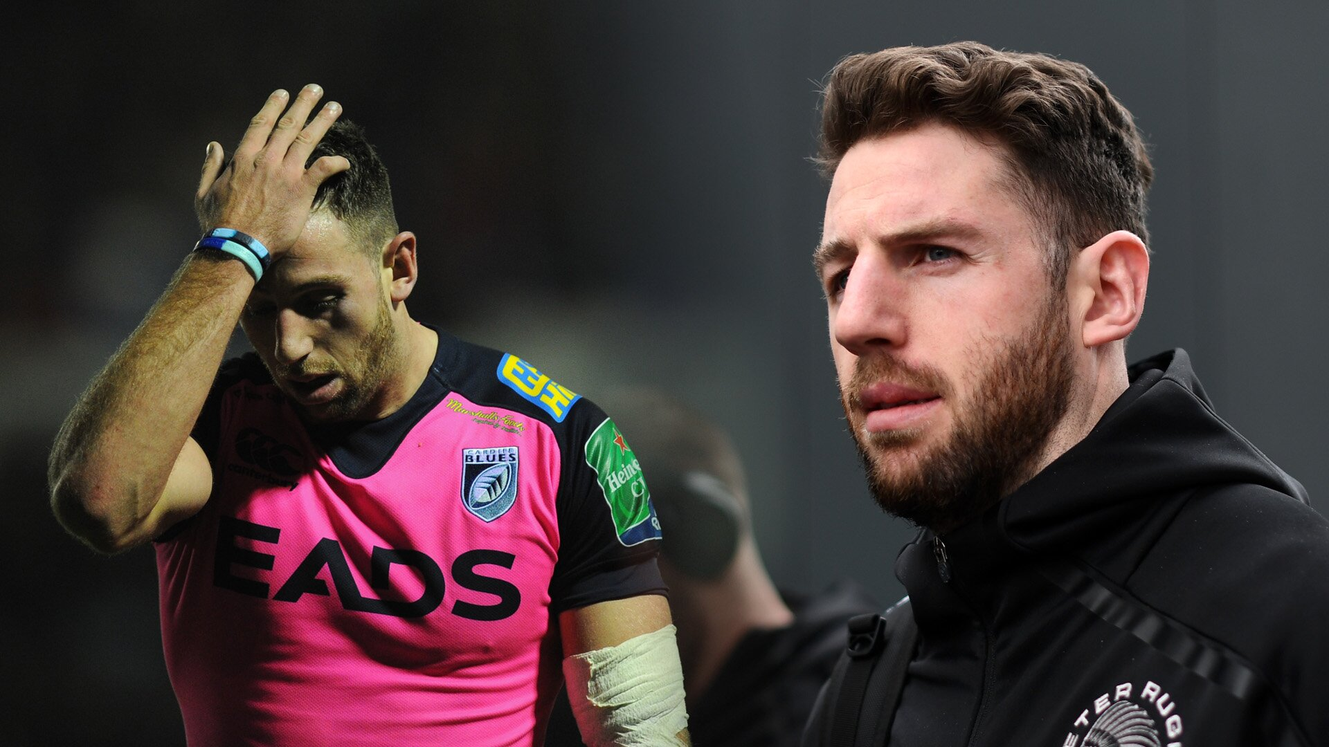 Alex Cuthbert says he's a better player for leaving Cardiff Blues