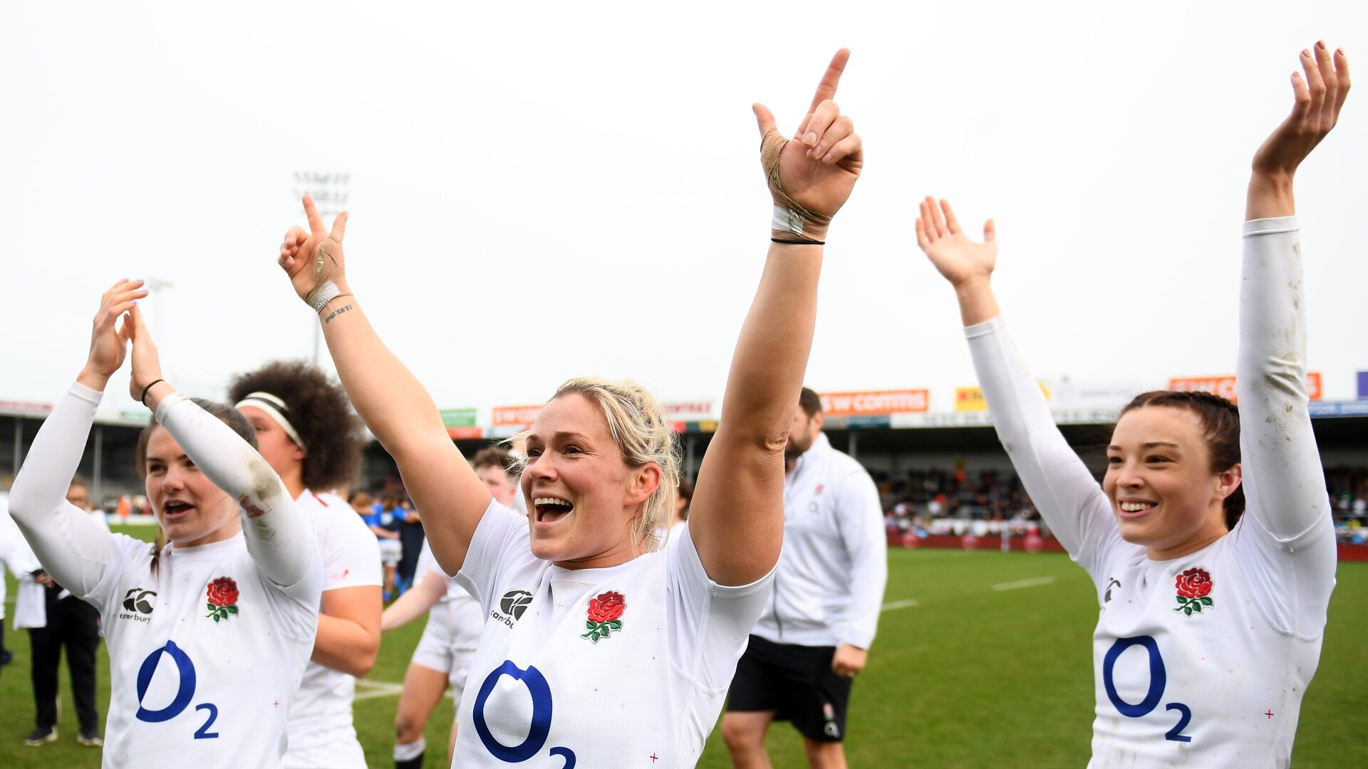 England sponsor pledges to equally fund men's and women's game as part of new 5-year deal