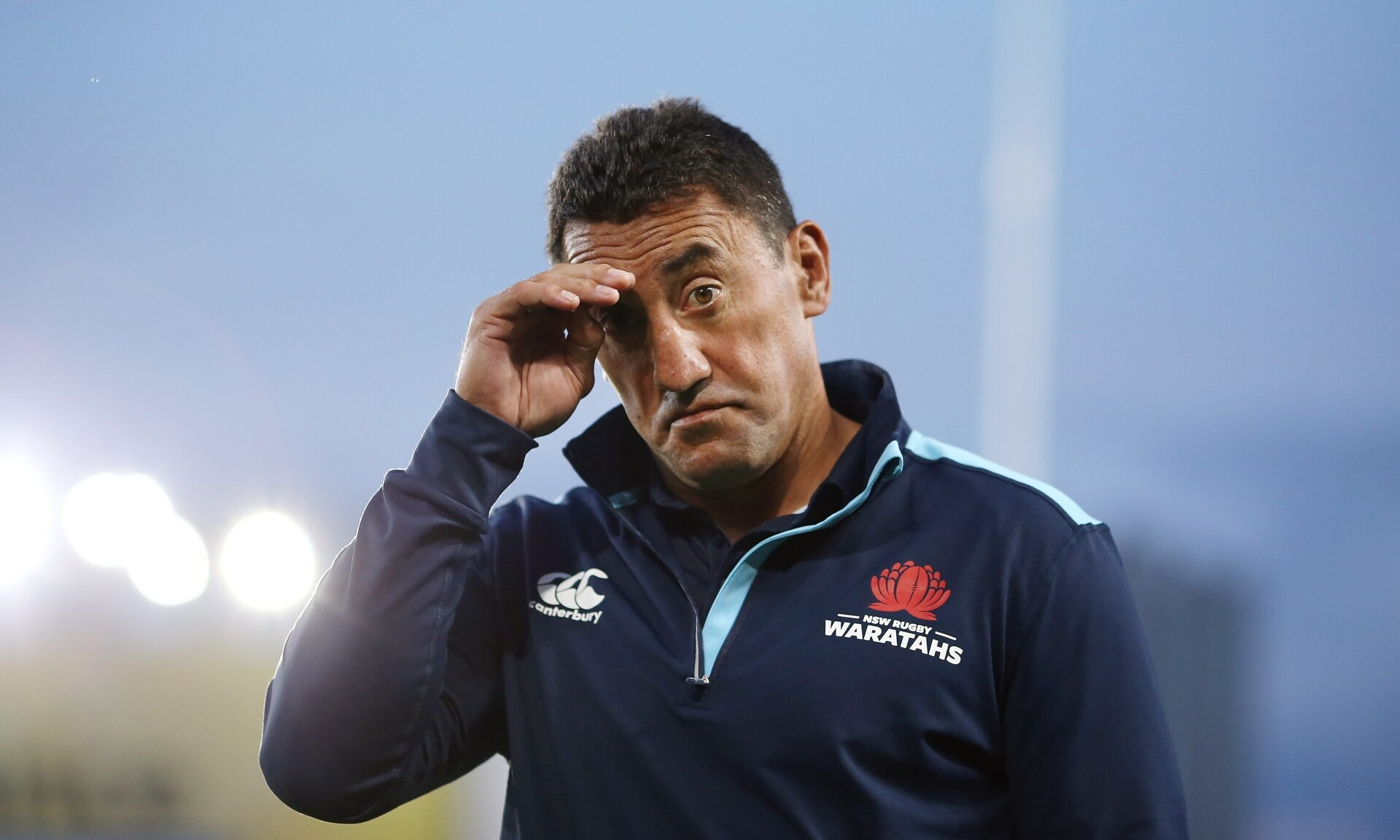 Gibson explains why he's walked away from Waratahs