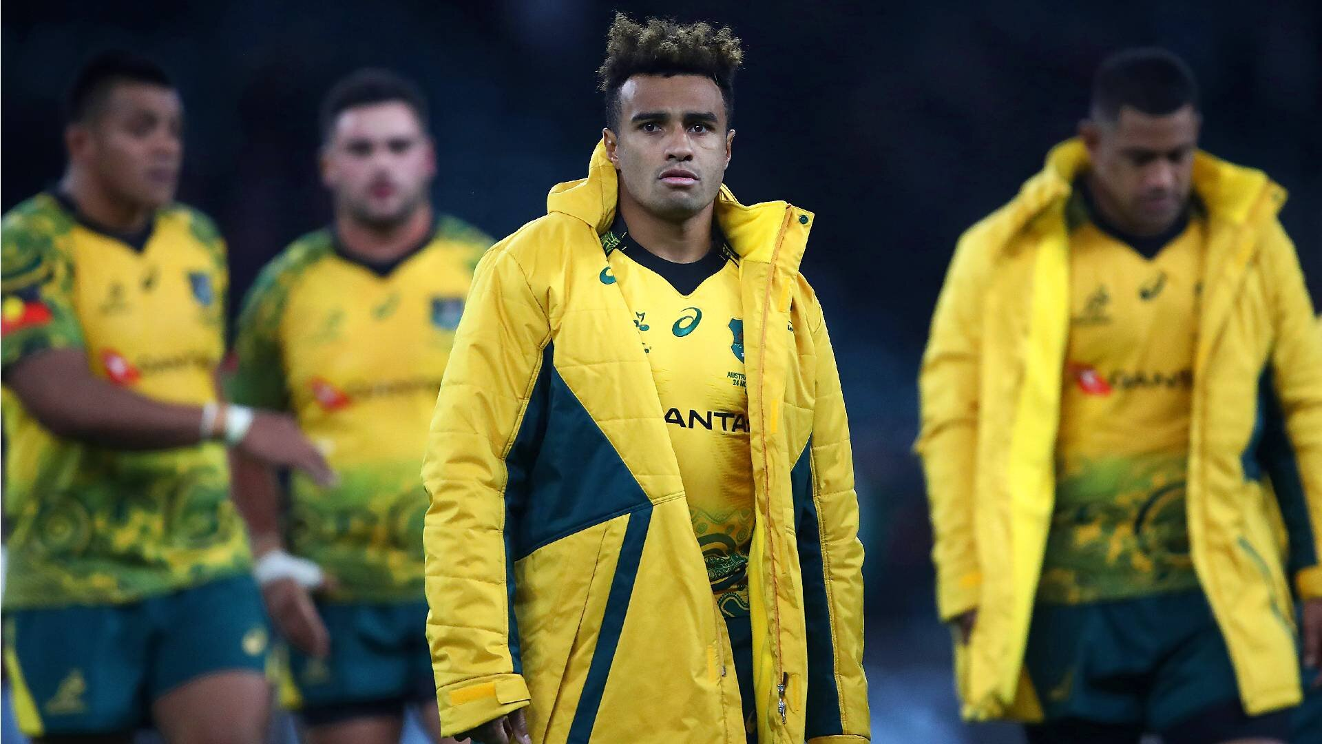 Australia face crisis as the country's best first-fives and halfbacks exit Super Rugby