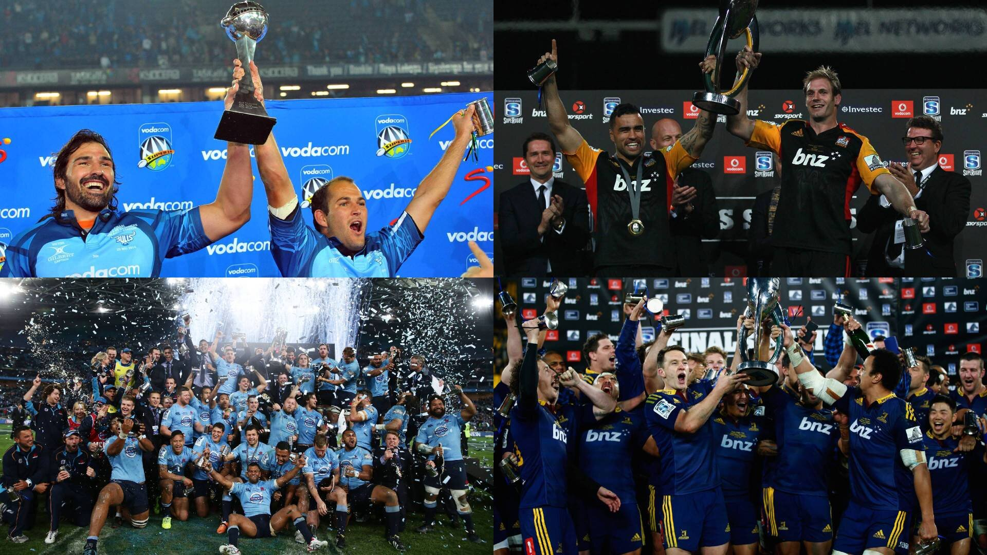 Solving the play-off puzzle: The permutations for your team's Super Rugby quarter-final hopes