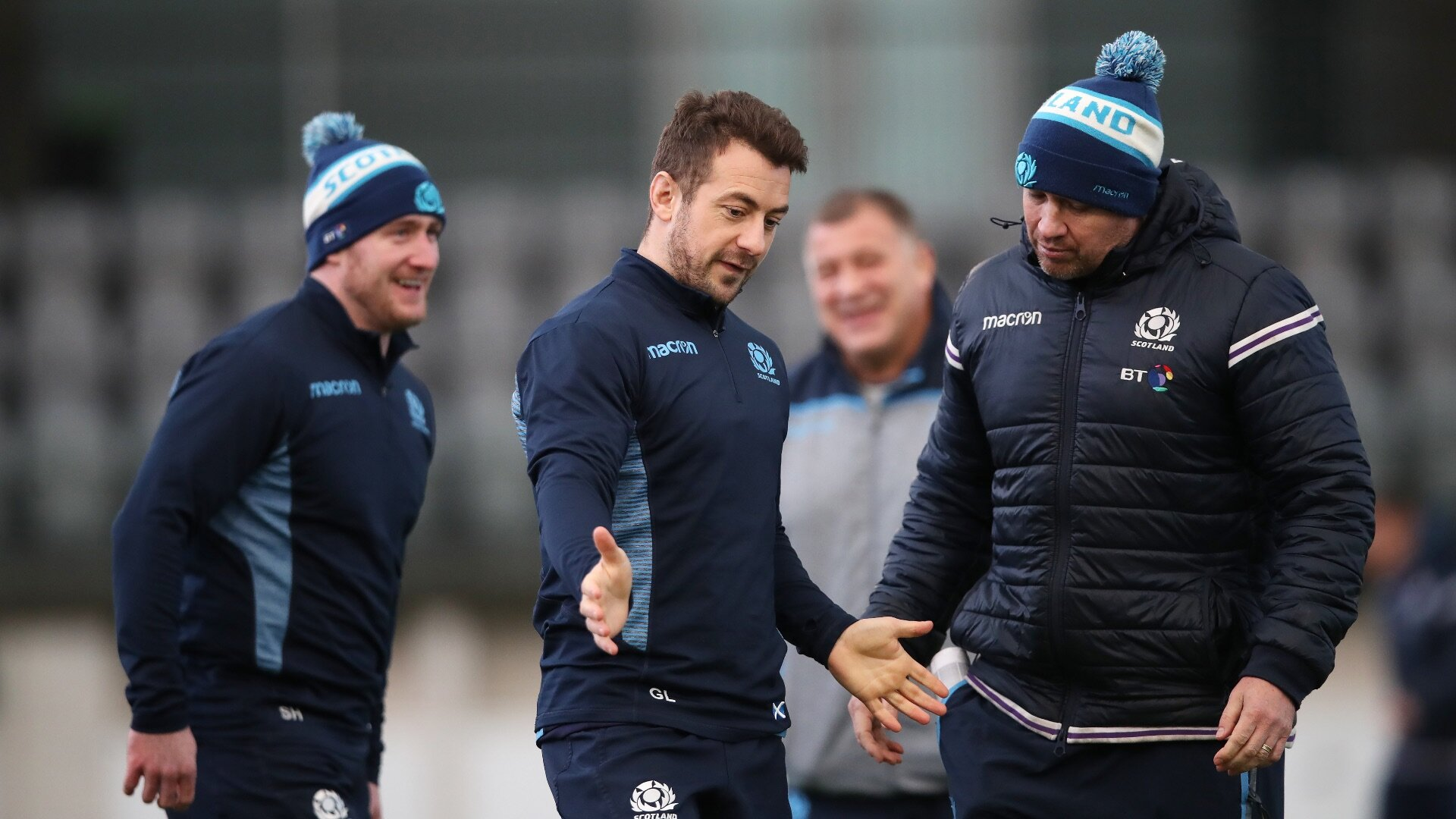 Laidlaw becomes the third Scotland player in as many weeks to quit Test rugby