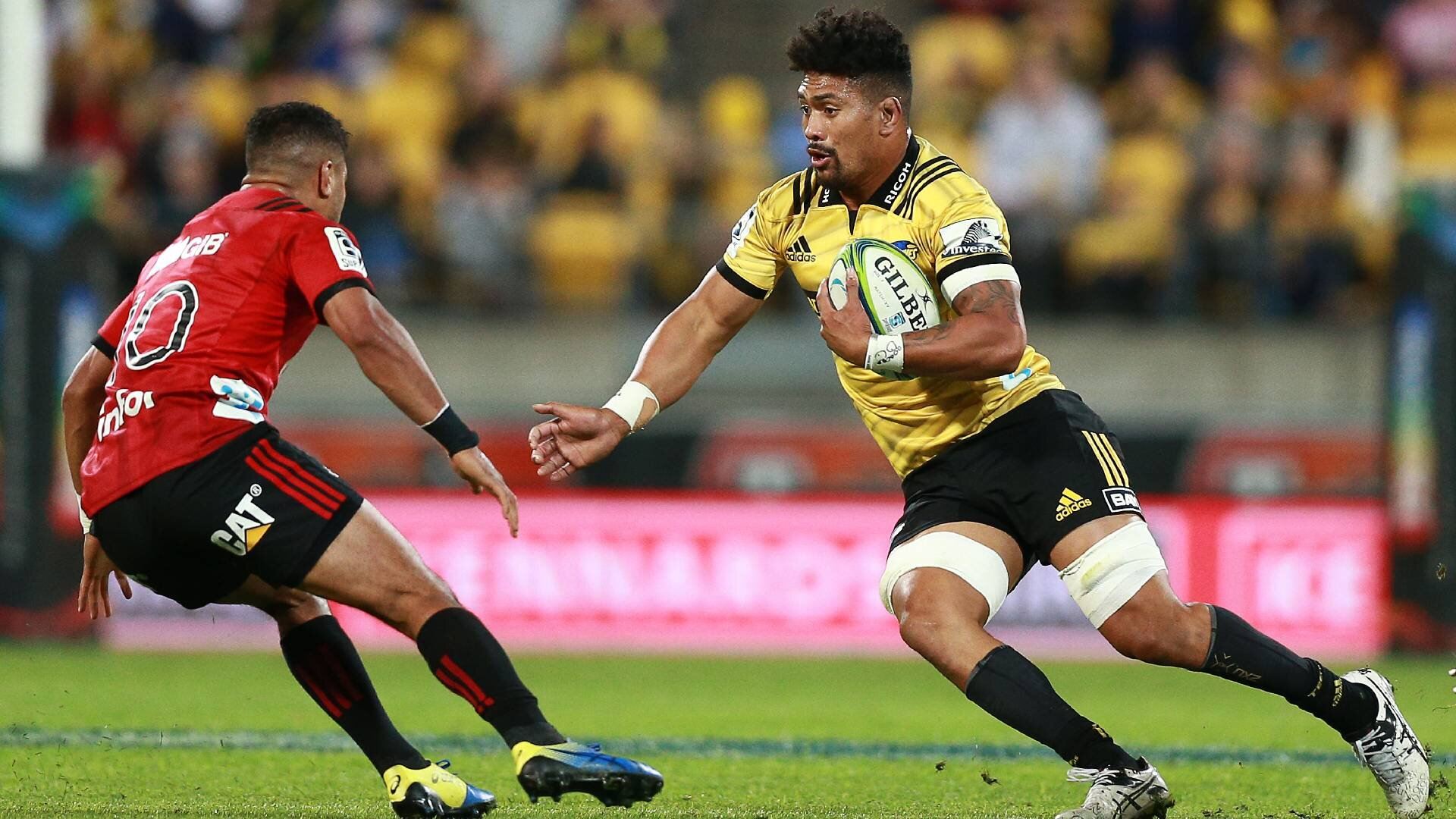 Super Rugby Team of the Season