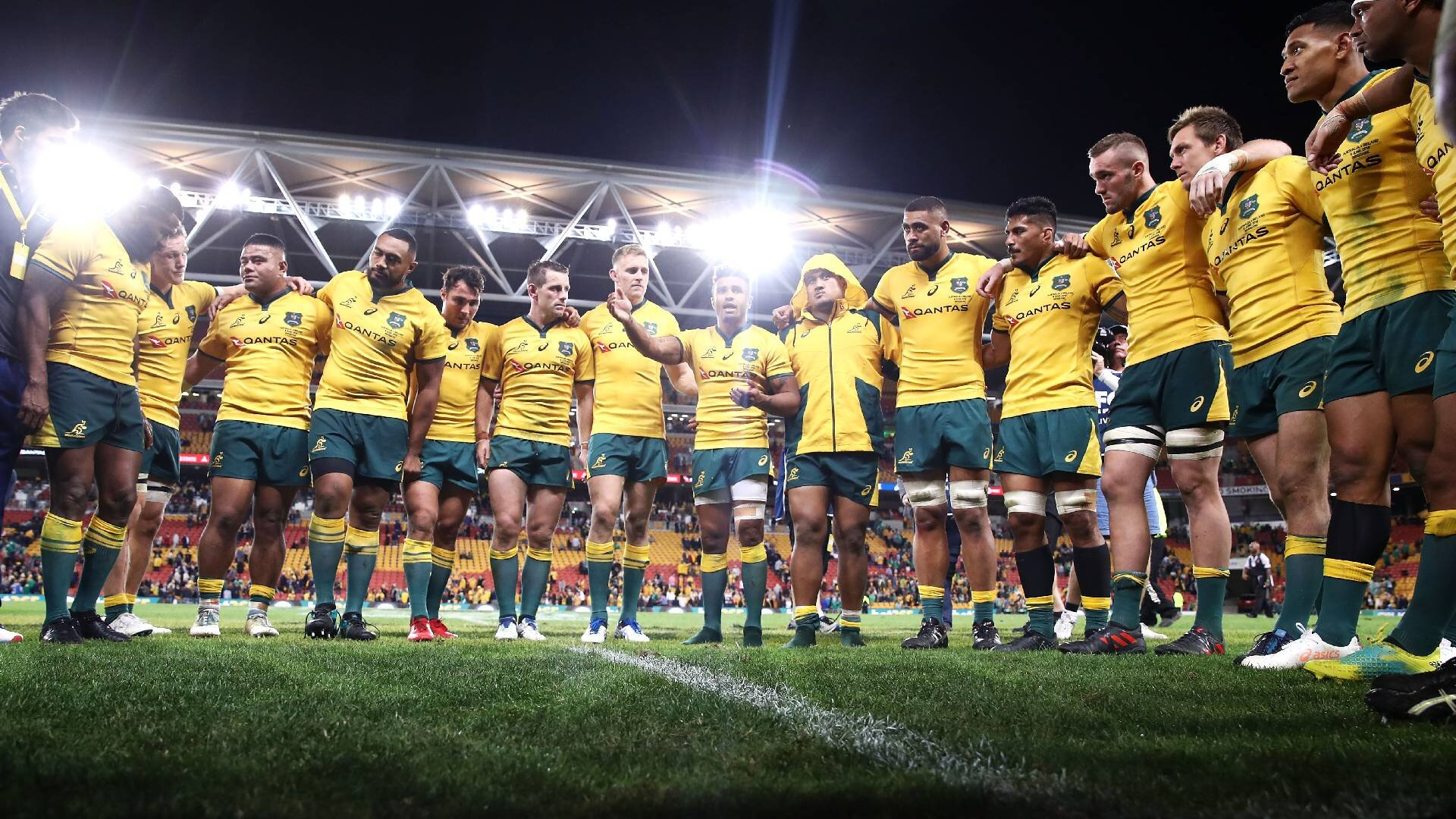 Who makes and breaks the first Wallabies squad of the year?