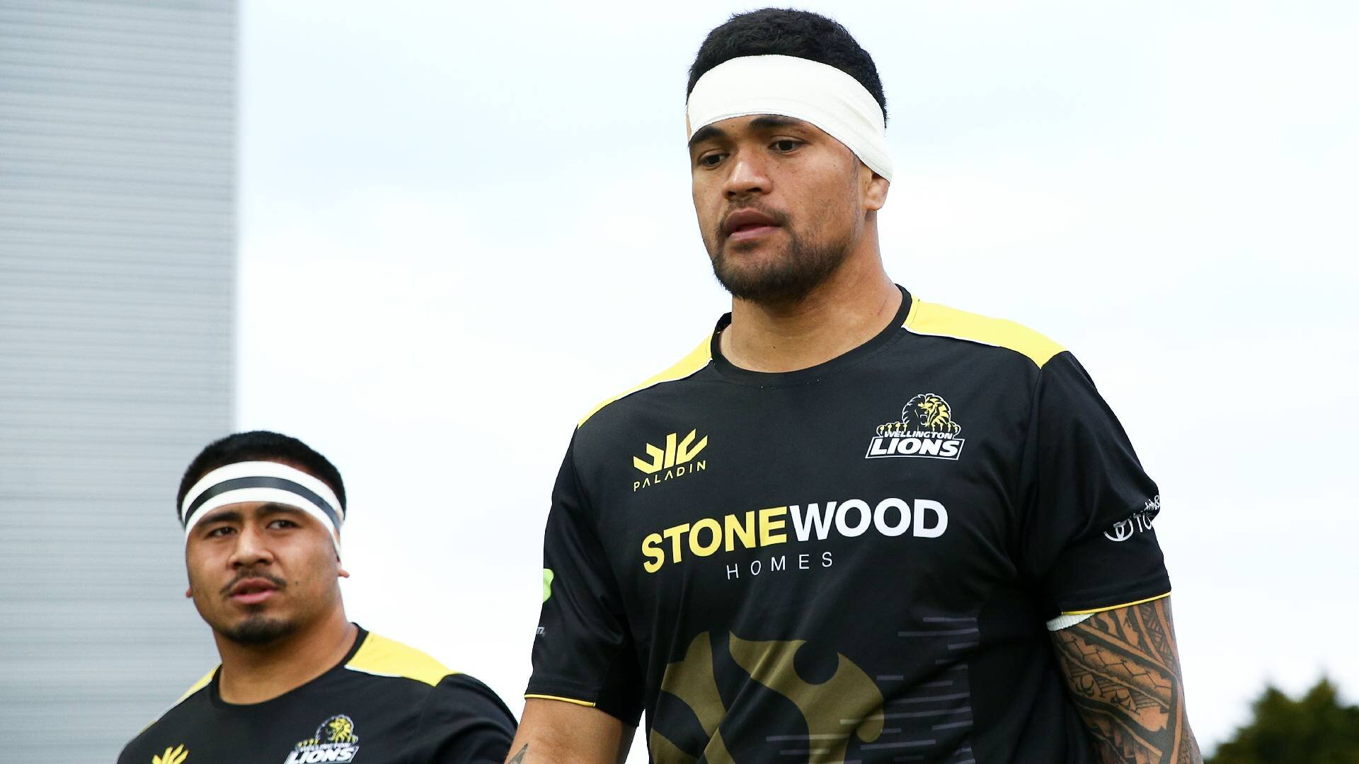 World Cup dreams still alive for discarded All Blacks duo