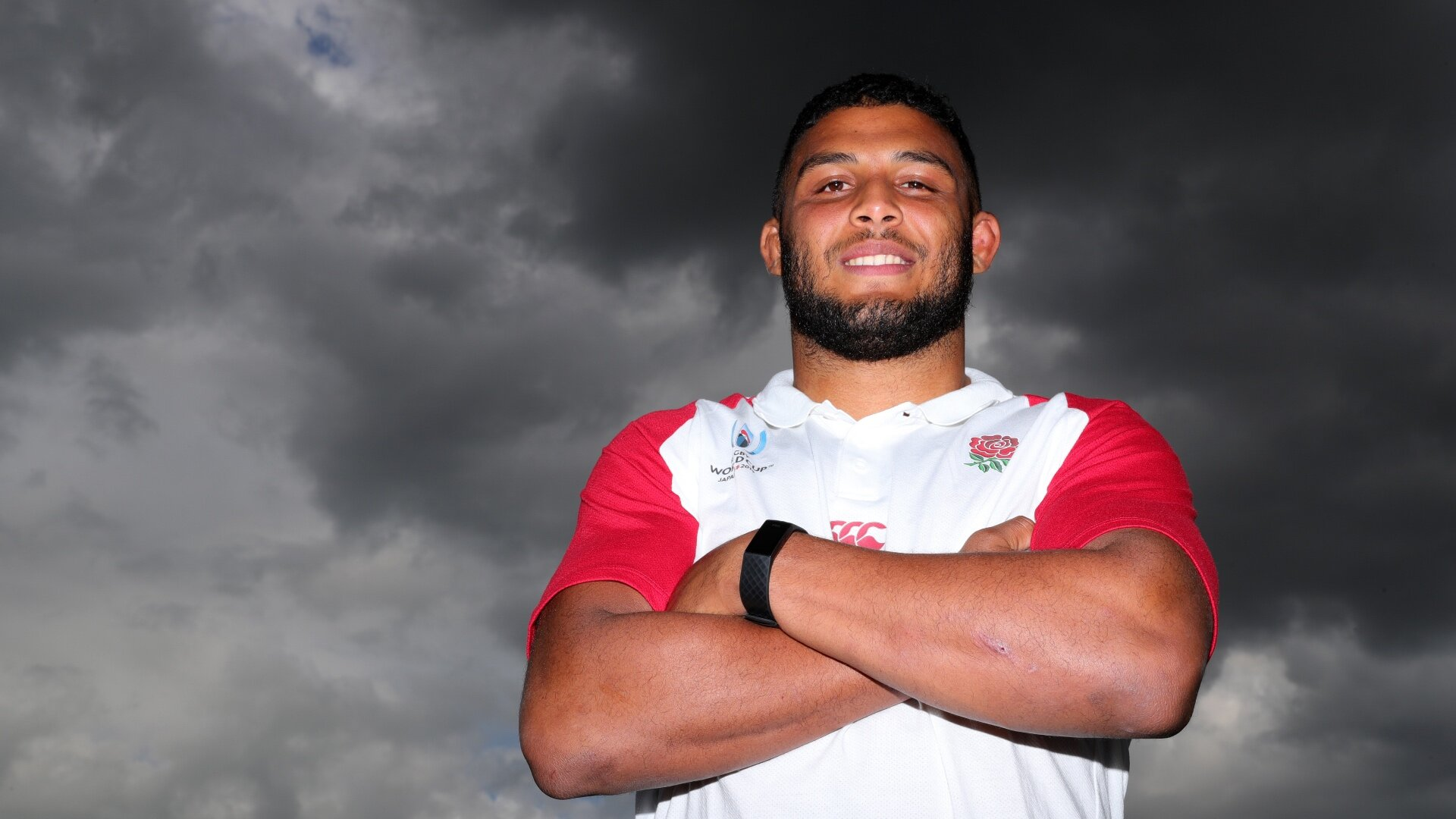 Lewis Ludlam almost quit rugby before making England's World Cup squad