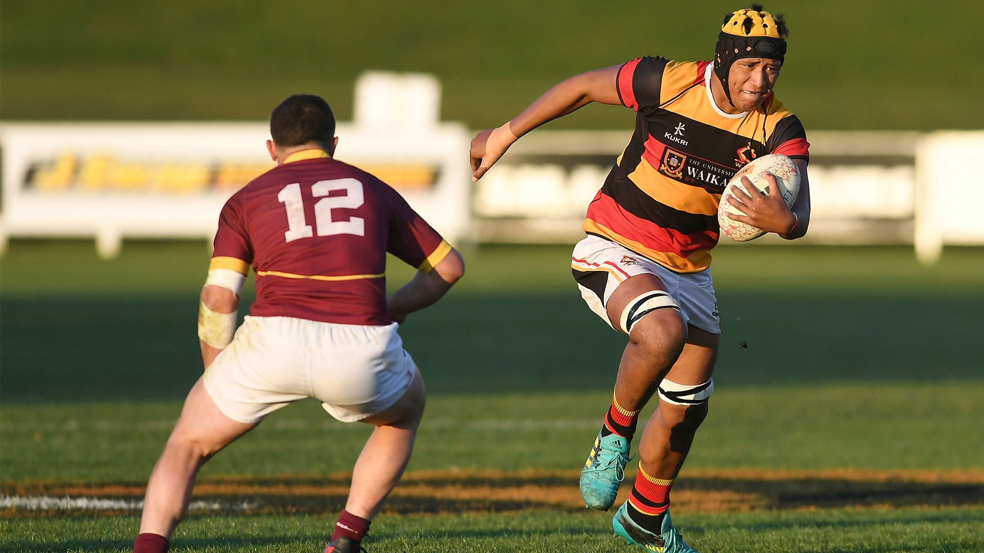 Four U20 stars join Waikato for 2019