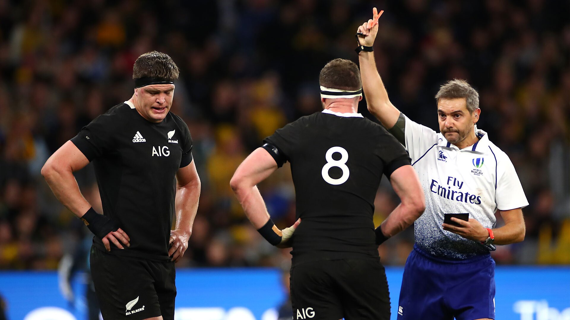 Four home unions kick radical RWC red card plan to touch