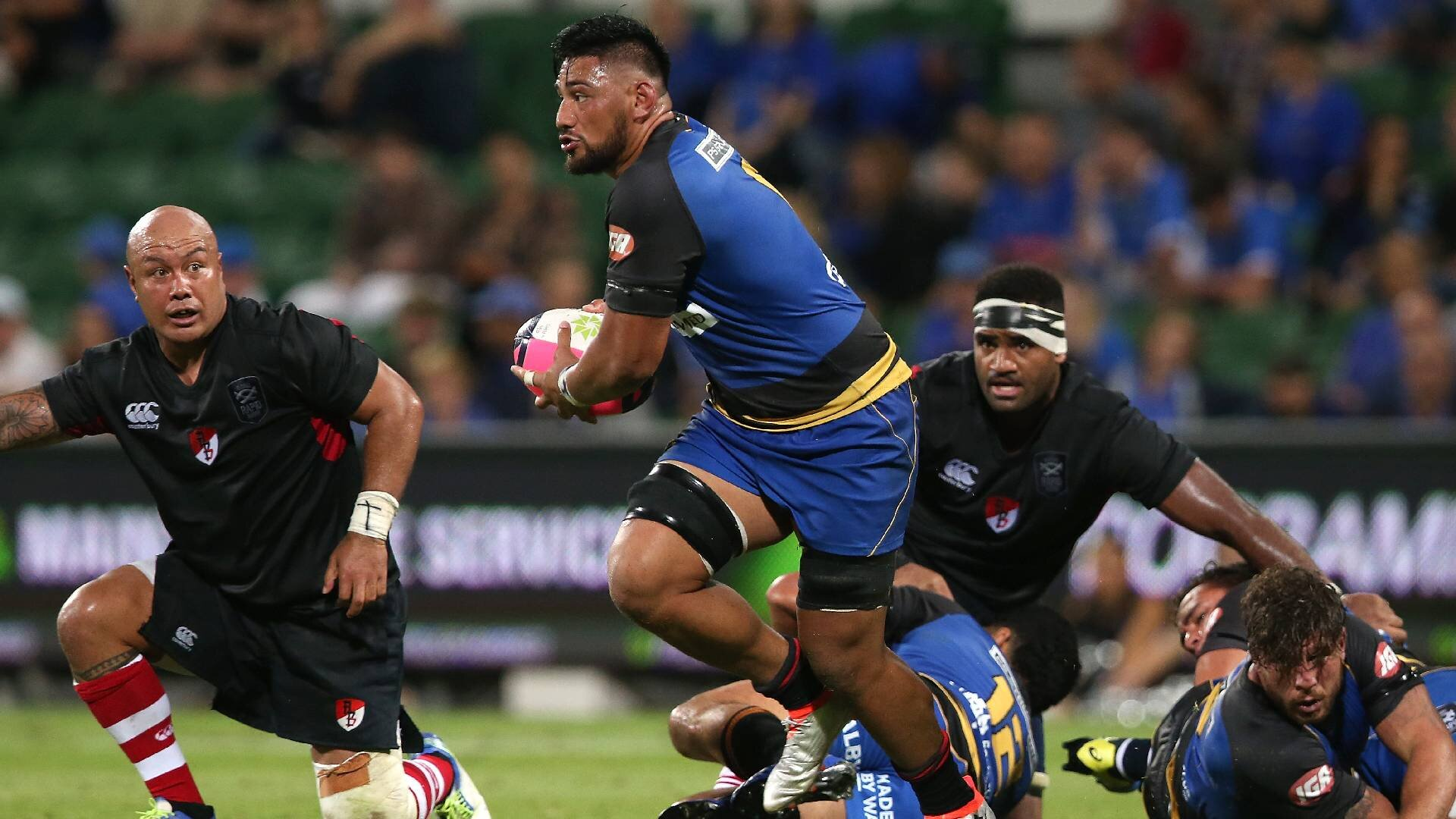 Western Force star handed debut as Samoa overhaul side for USA clash