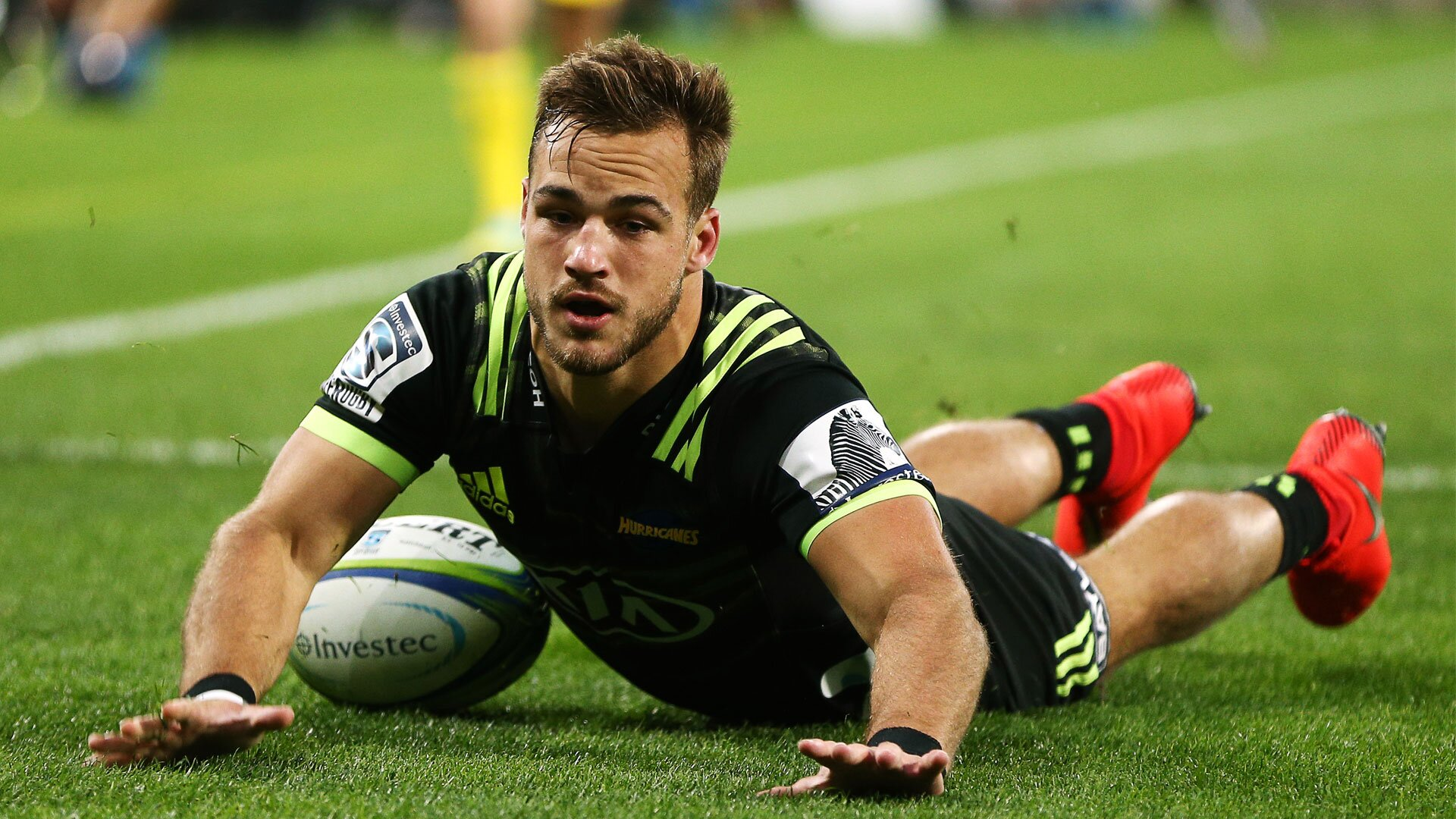 Hurricanes lock in trio of players for 2020 - including rapid wing, Wes Goosen