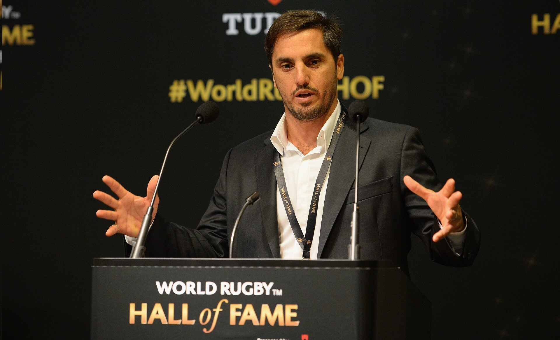 Big-thinking Argentinian Agustin Pichot to run for World Rugby's top position