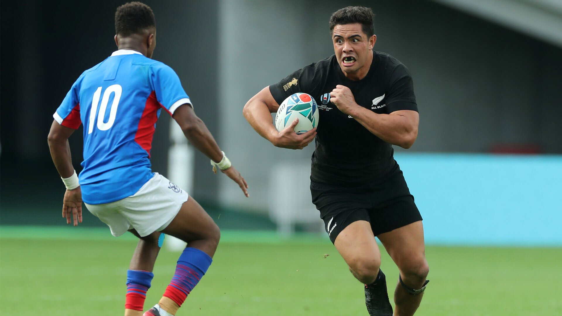 'I felt as though I'd embarrassed myself on a world stage': All Blacks midfielder's revelations
