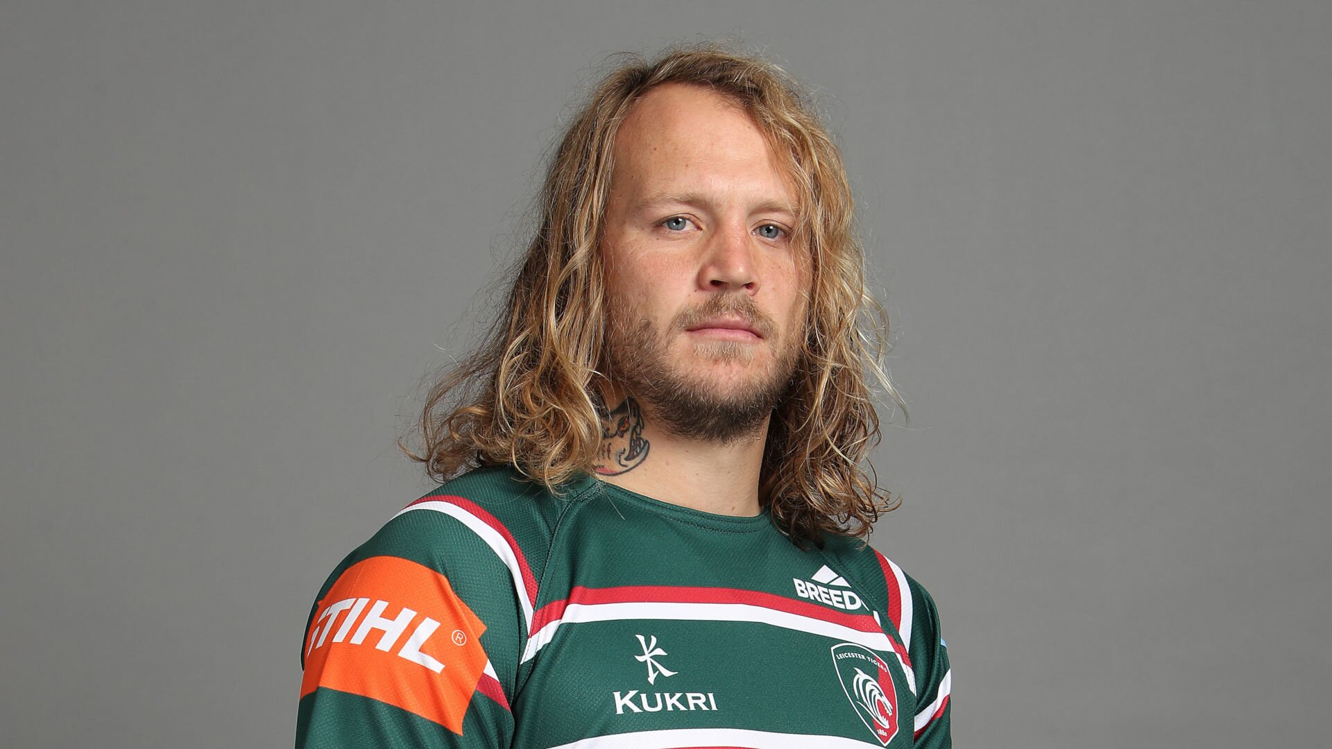 Tigers' scrumhalf Harrison to walk away from the game at 29