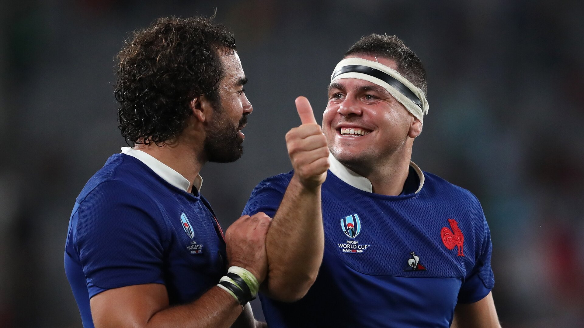 One of France's five changes suggests a truce in alleged strained relationships between players and management