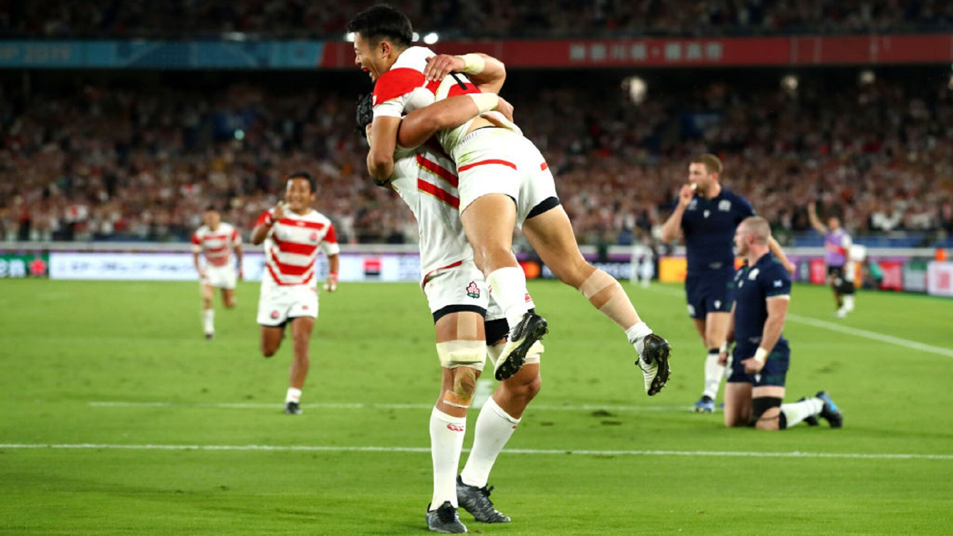 Rugby World Cup 2019: State of tier two rugby