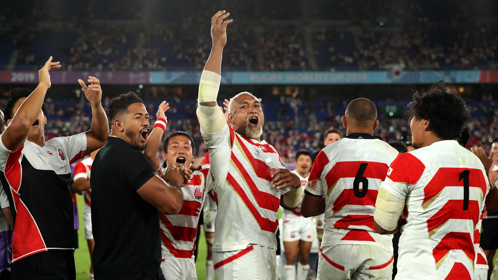 Japan have captured the world's hearts... and a host of future stars are primed to keep the ball rolling after 2019