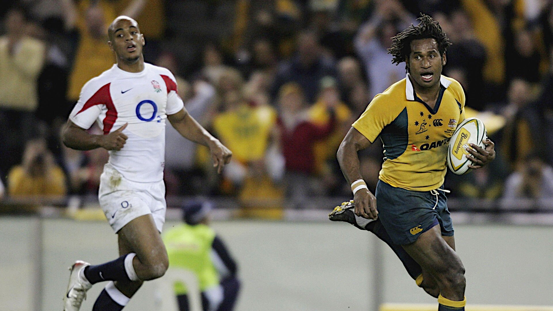 Lote Tuqiri highlights what he reckons is the key to beating England