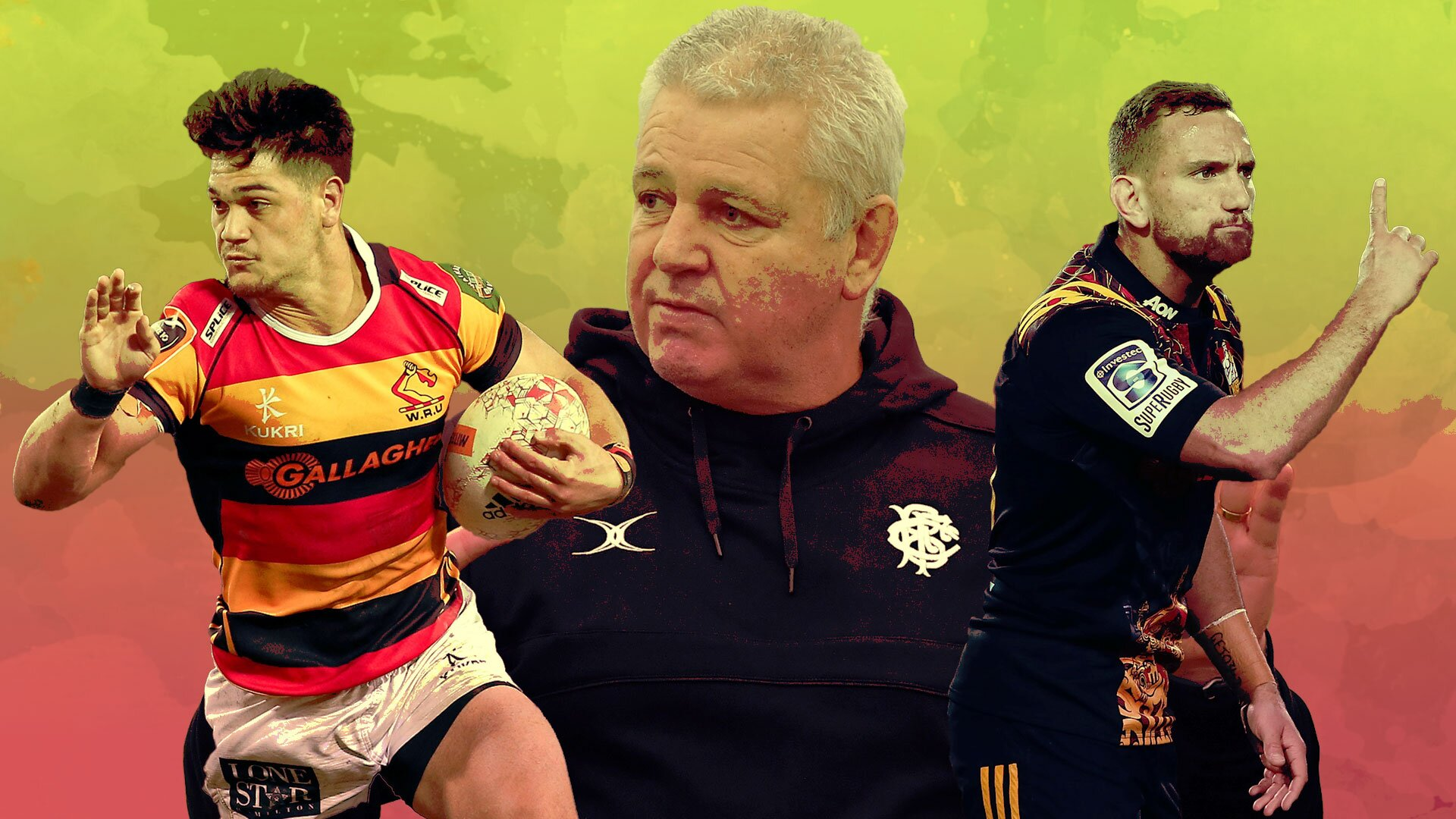 How a schoolboy representative, an old stalwart and an All Black in waiting make the Chiefs squad the pick of the bunch
