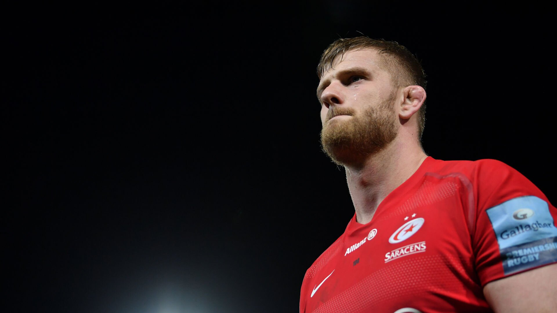 George Kruis set to leave Saracens and England