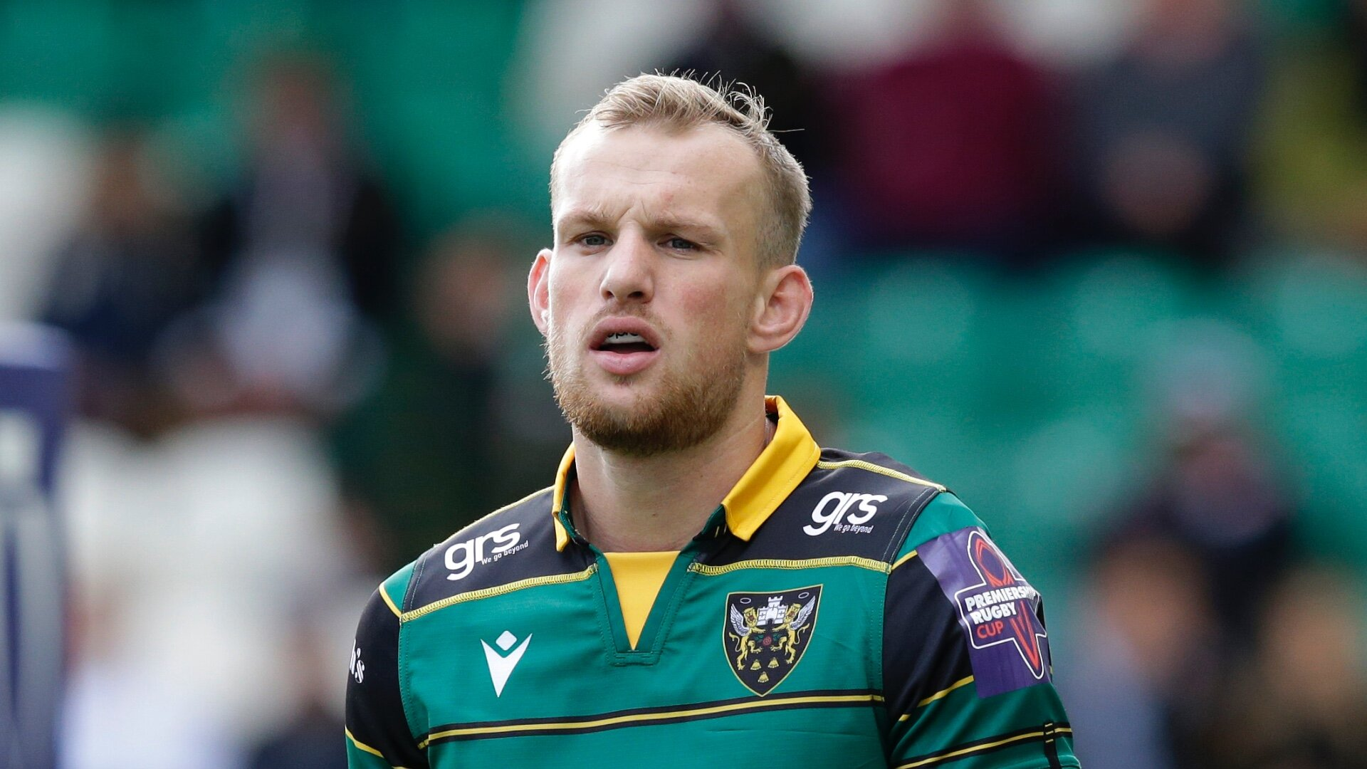 Rory Hutchinson reveals the reason why he has signed a contract extension at Northampton