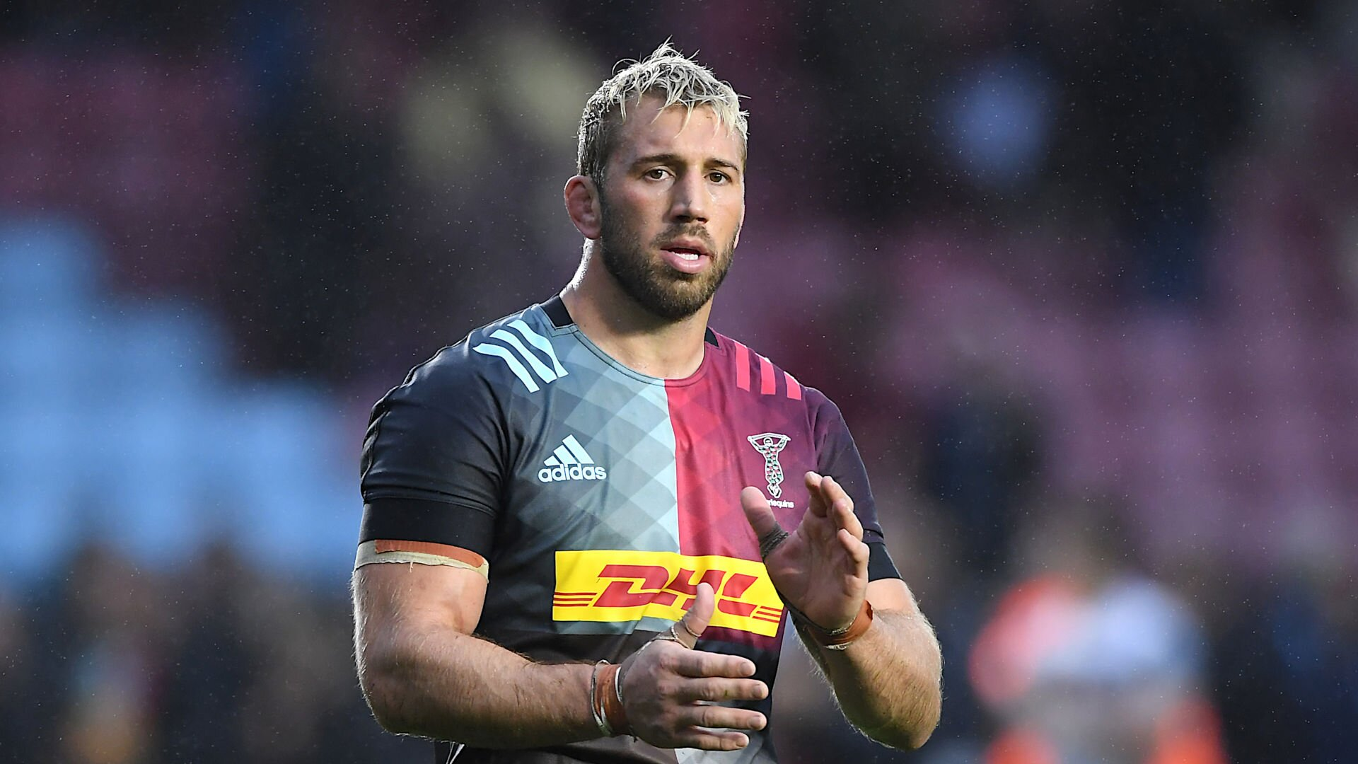 Harlequins captain Robshaw one of two ruled out through illness for Exeter
