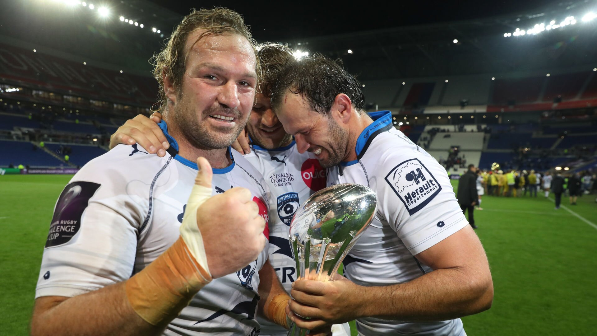 Du Plessis makes mid-season exit from Montpellier