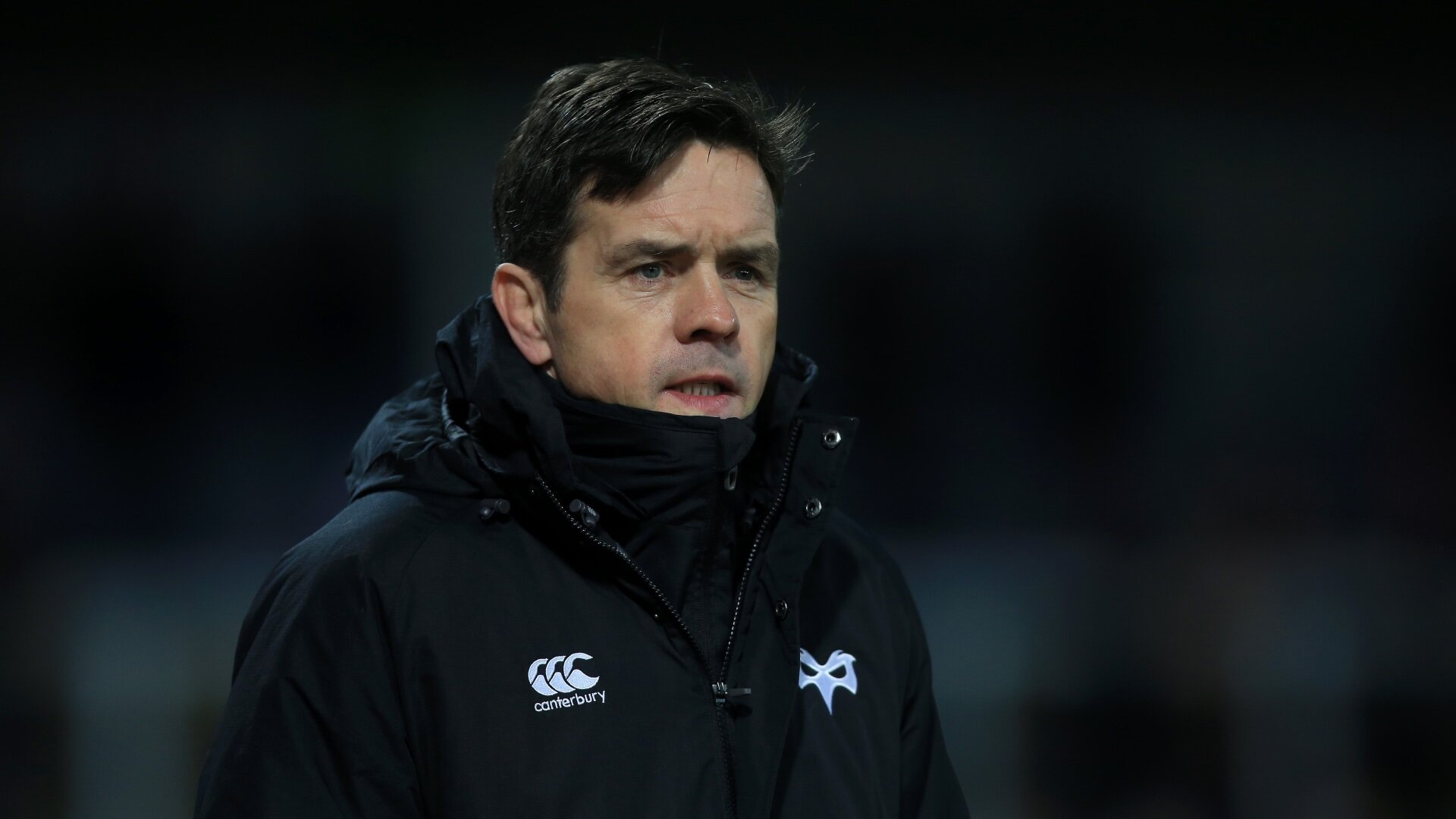 Allen Clarke on the fight to ensure his fate at Ospreys isn't similar to fellow Irishman Jackman at Dragons