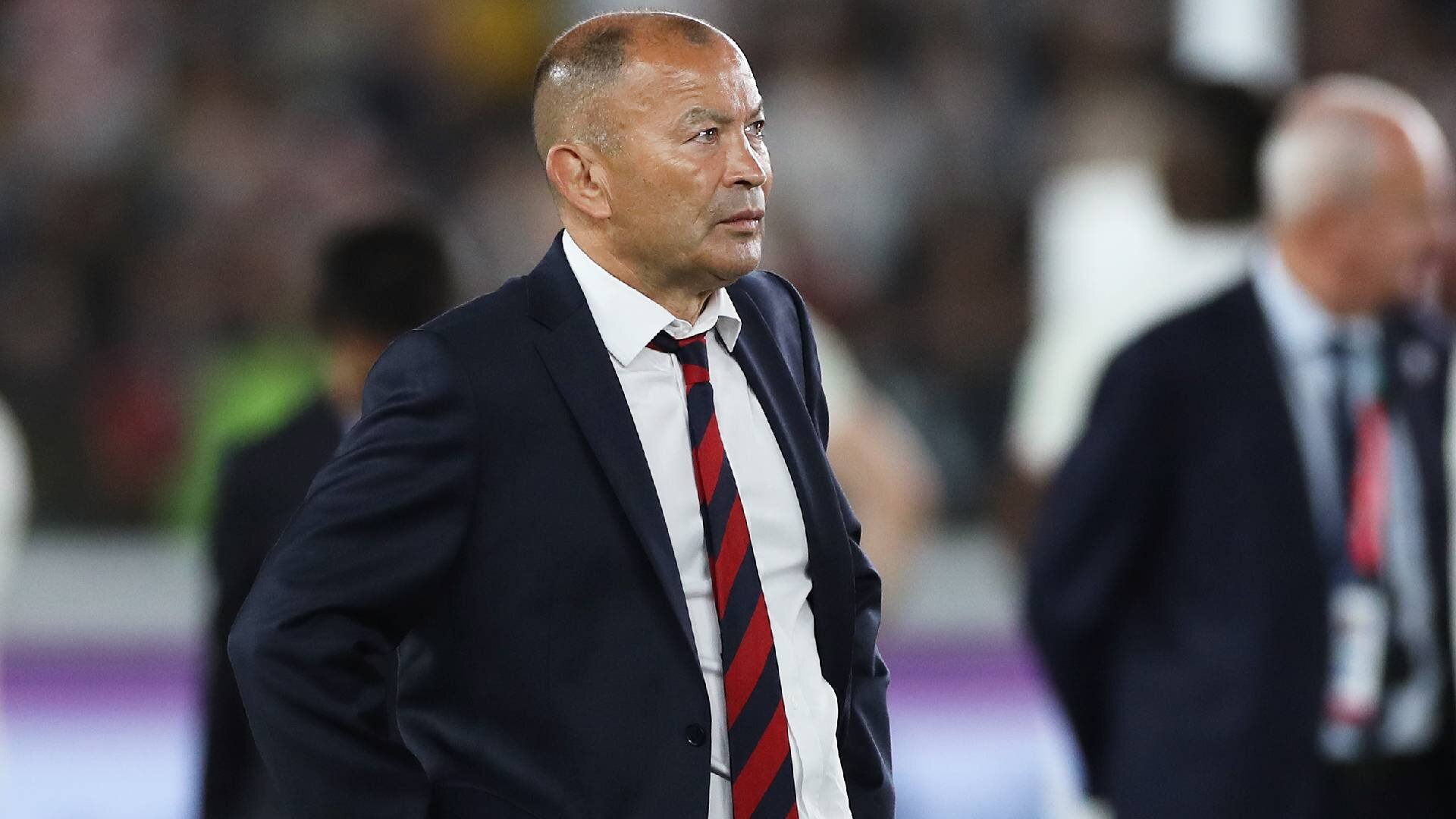 England coach Eddie Jones eyes shock league switch 'at some point in his career'