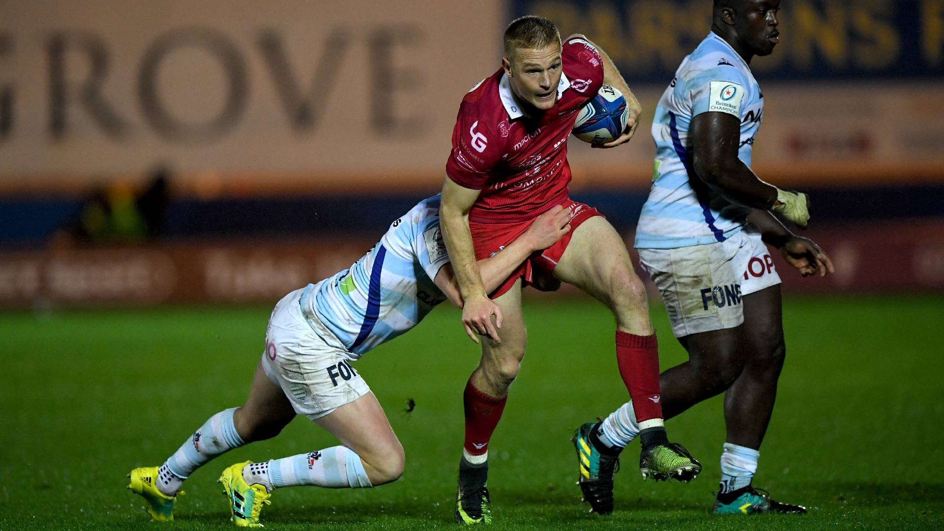 'I've been thinking about this moment for a long time': Turn of the 'JMac' as Wales welcomes Johnny McNicholl to Six Nations stage