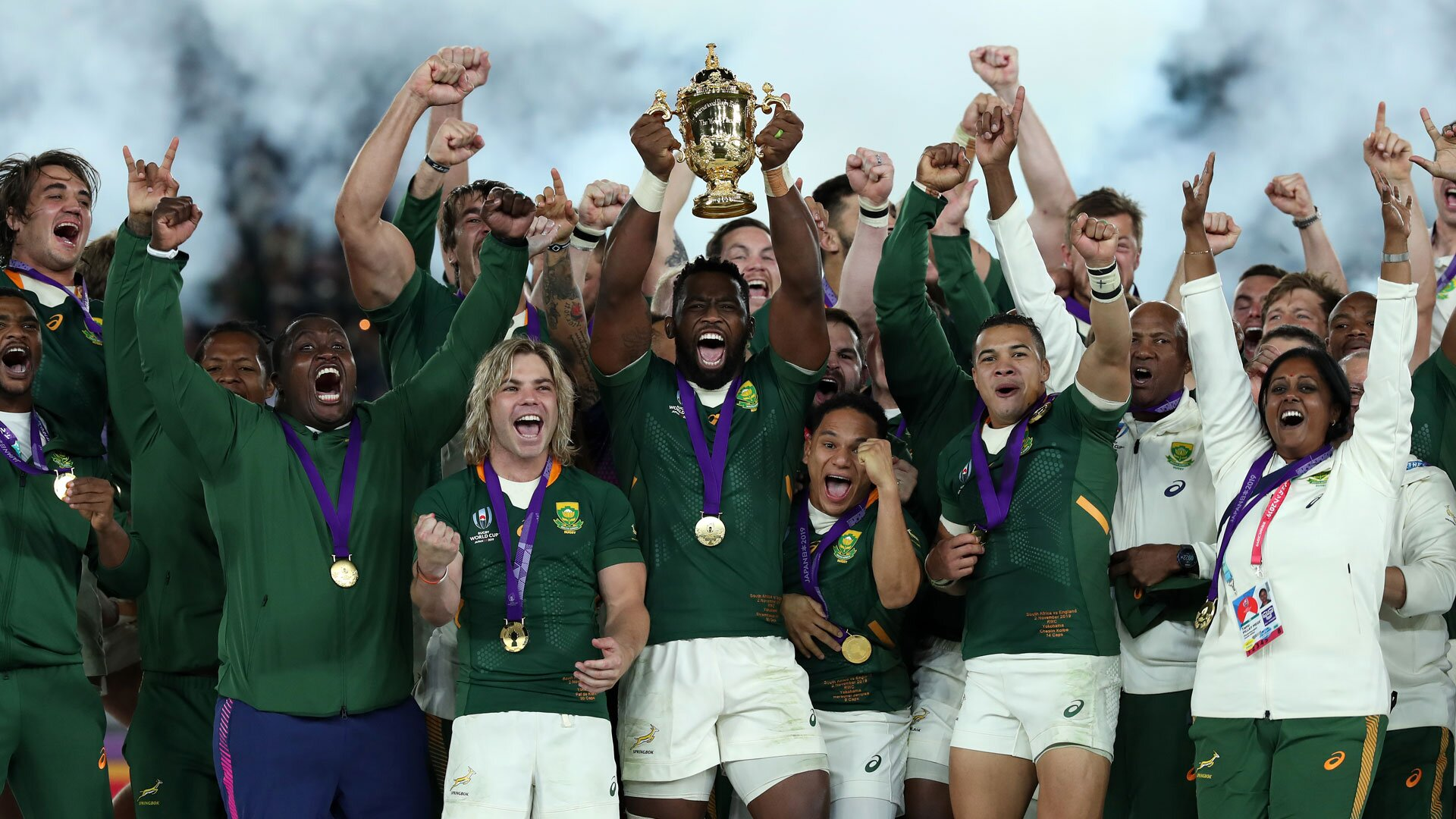 Springboks may withdraw from The Rugby Championship